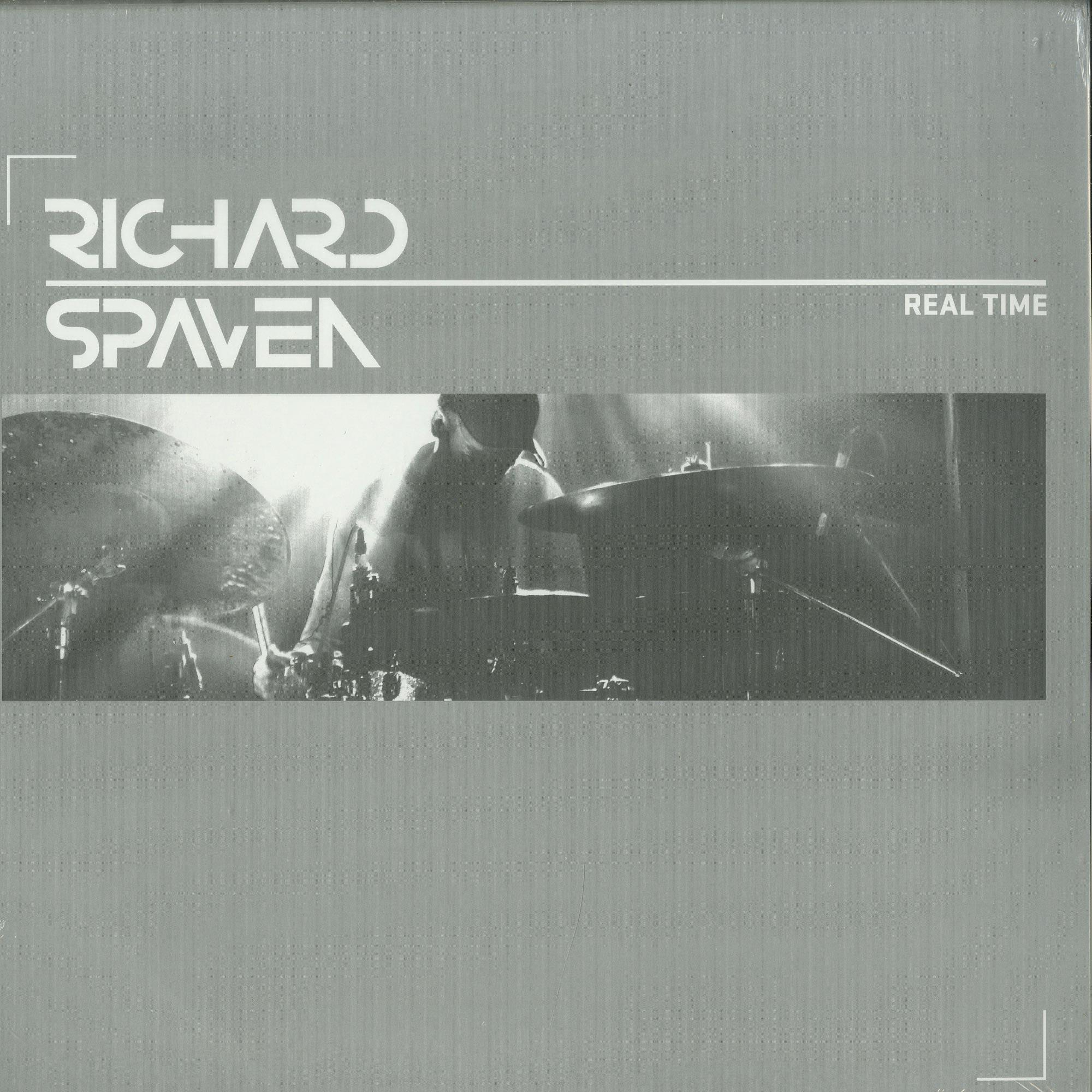 Richard Spaven - REAL TIME