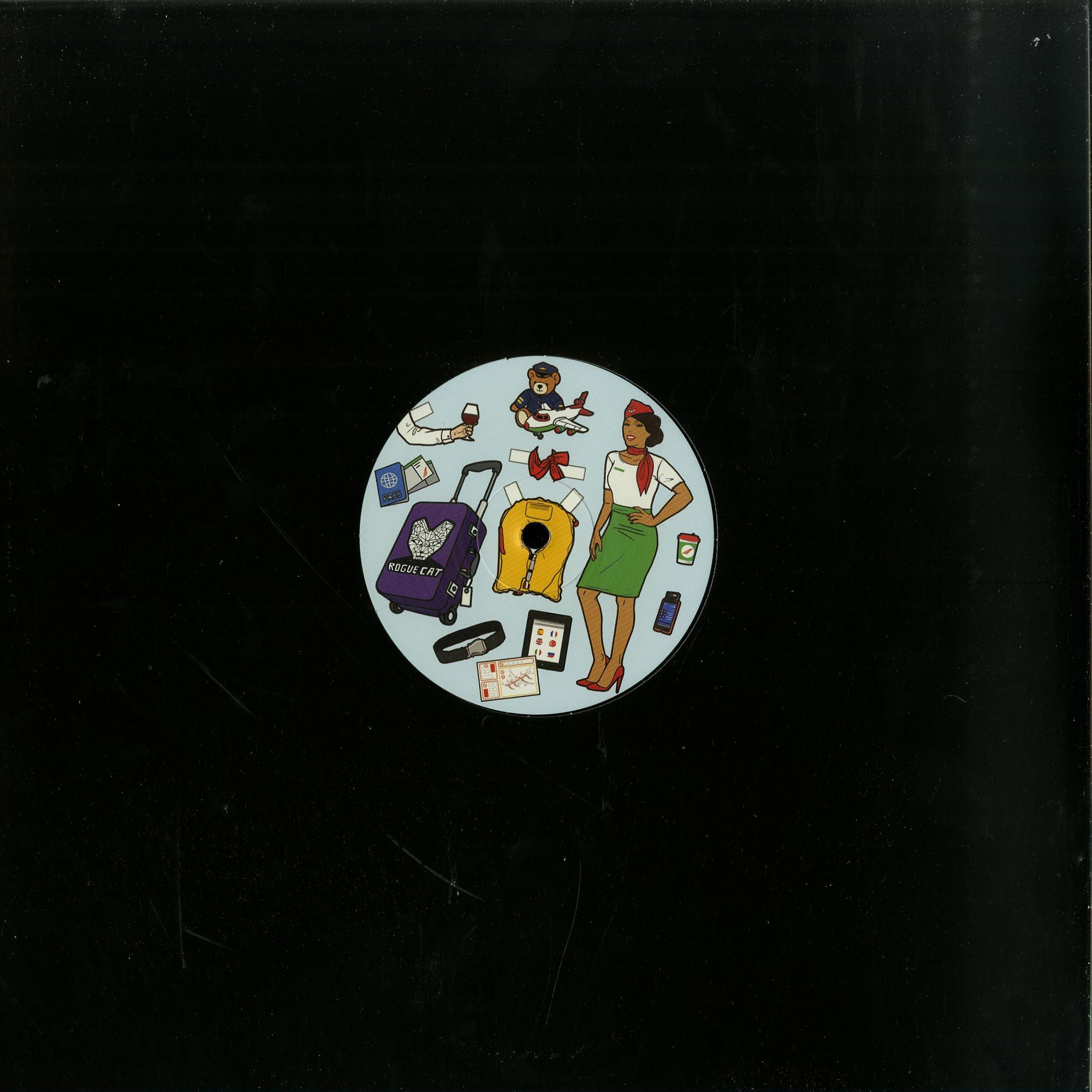 Daniele Baldelli & DJ Rocca - SKY DUMP EP