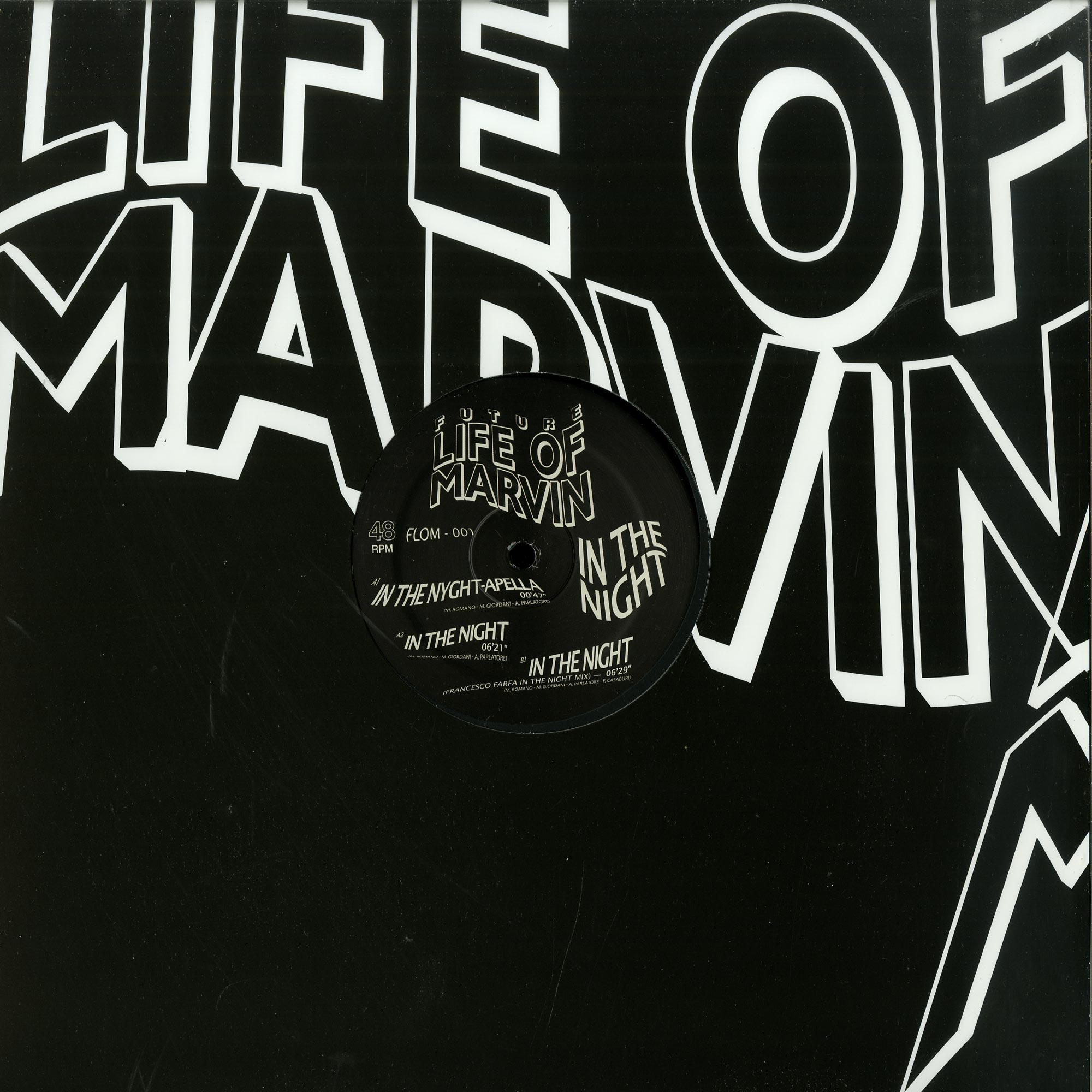 Life Of Marvin - IN THE NIGHT