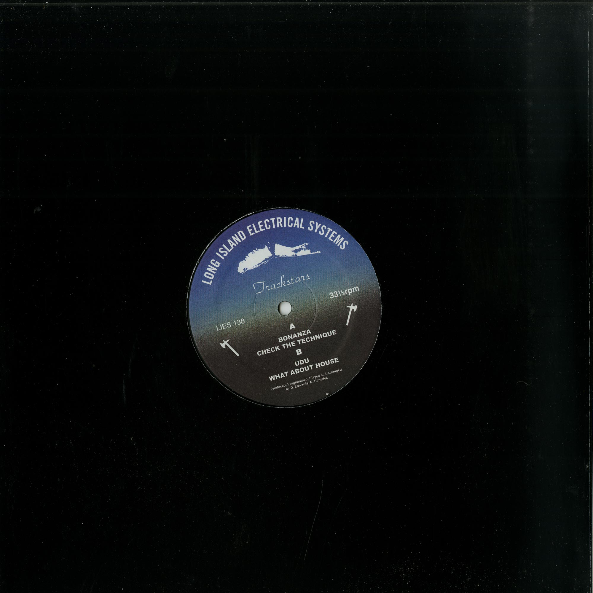 Trackstars - BONANZA
