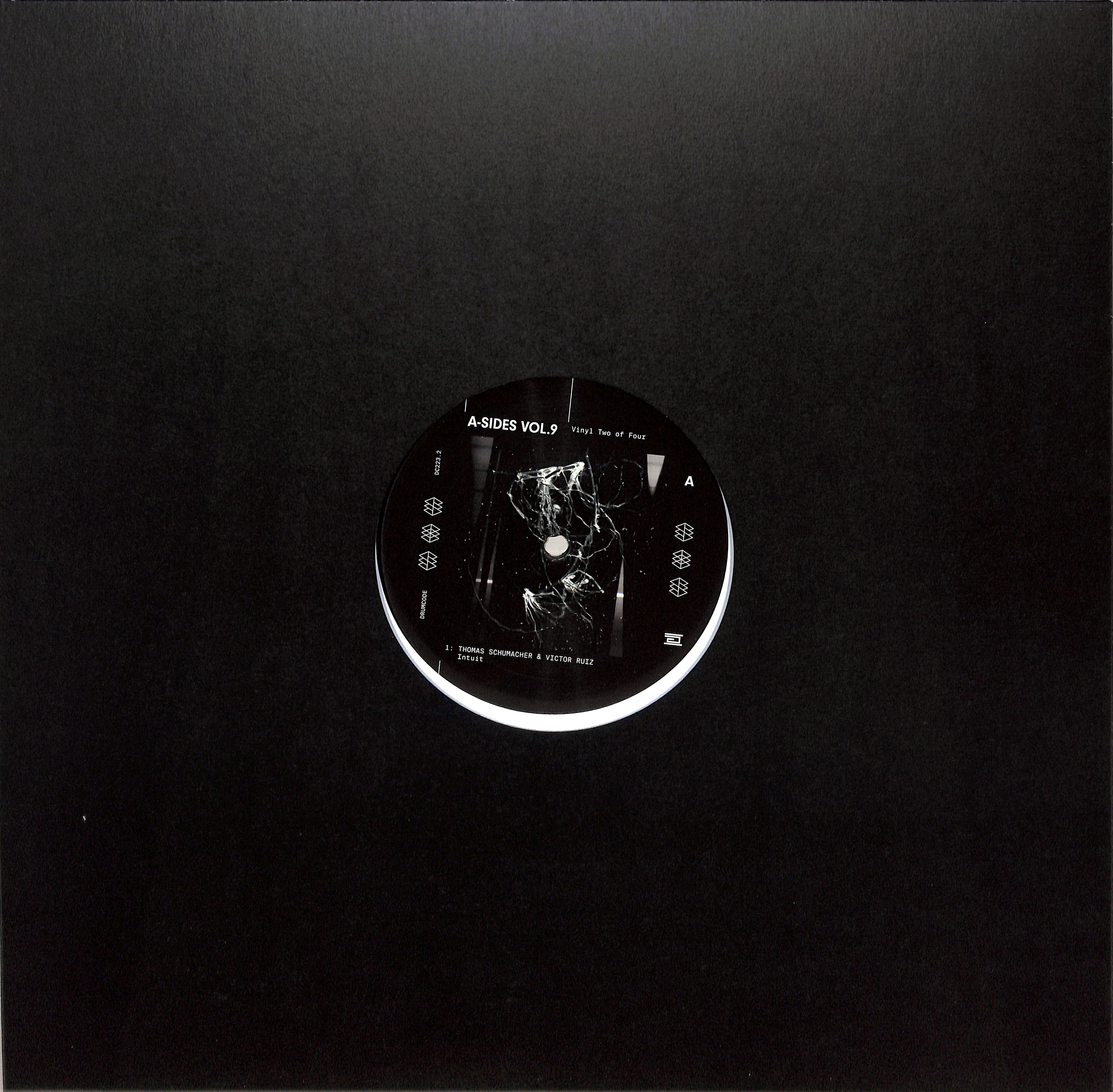 Various Artists - A-SIDES VOL.9 VINYL TWO OF FOUR