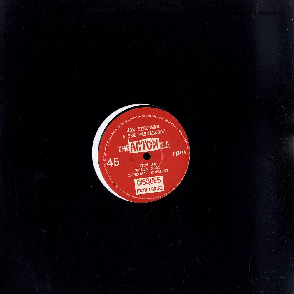 Joe Strummer & The Mescaleros - THE ACTON EP