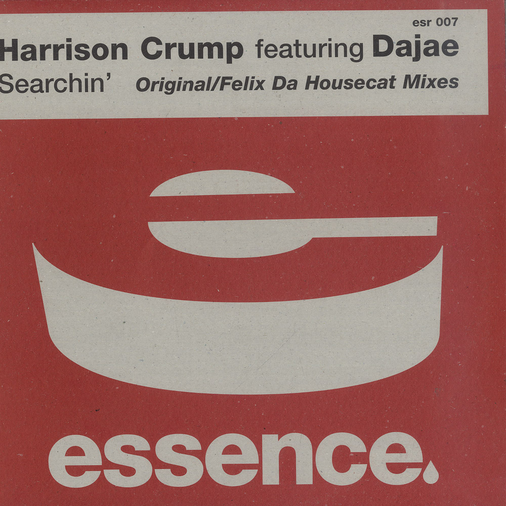 Harrison Crump - SEARCHIN - FELIX DA HOUSECAT REMIX