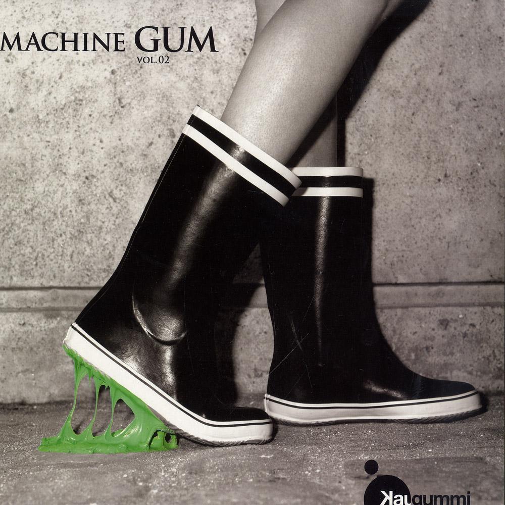 Various Artists - MACHINE GUM VOL. 2