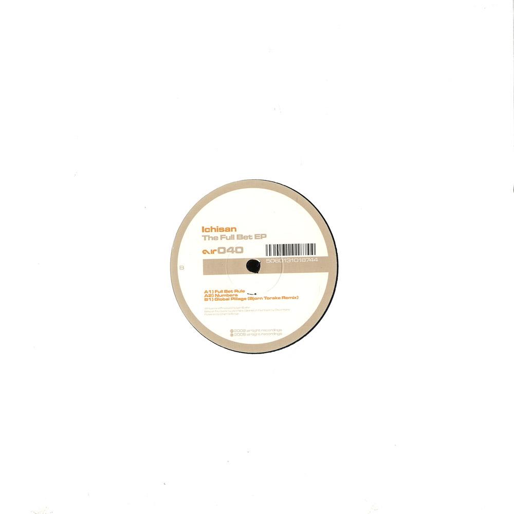 Ichisan - THE FULL BELT EP