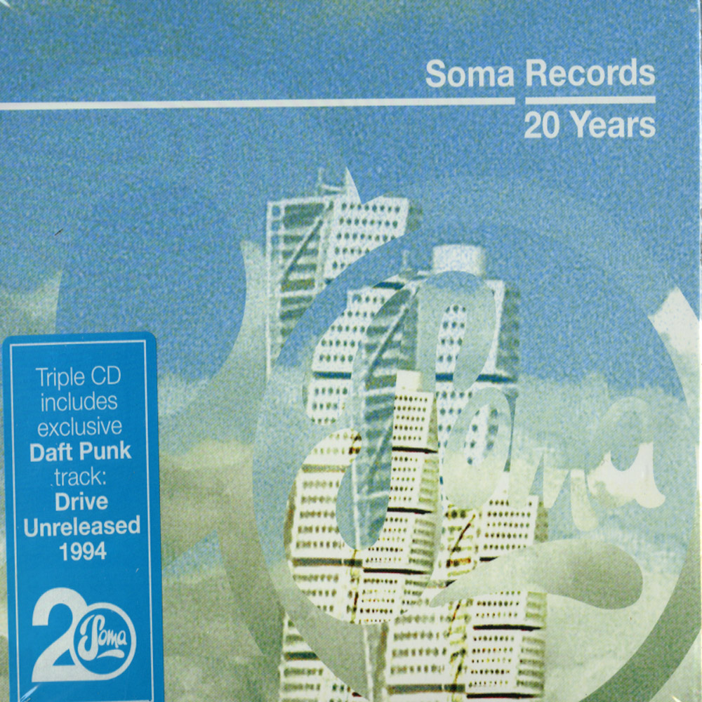Various Artists - SOMA RECORDS - 20 YEARS