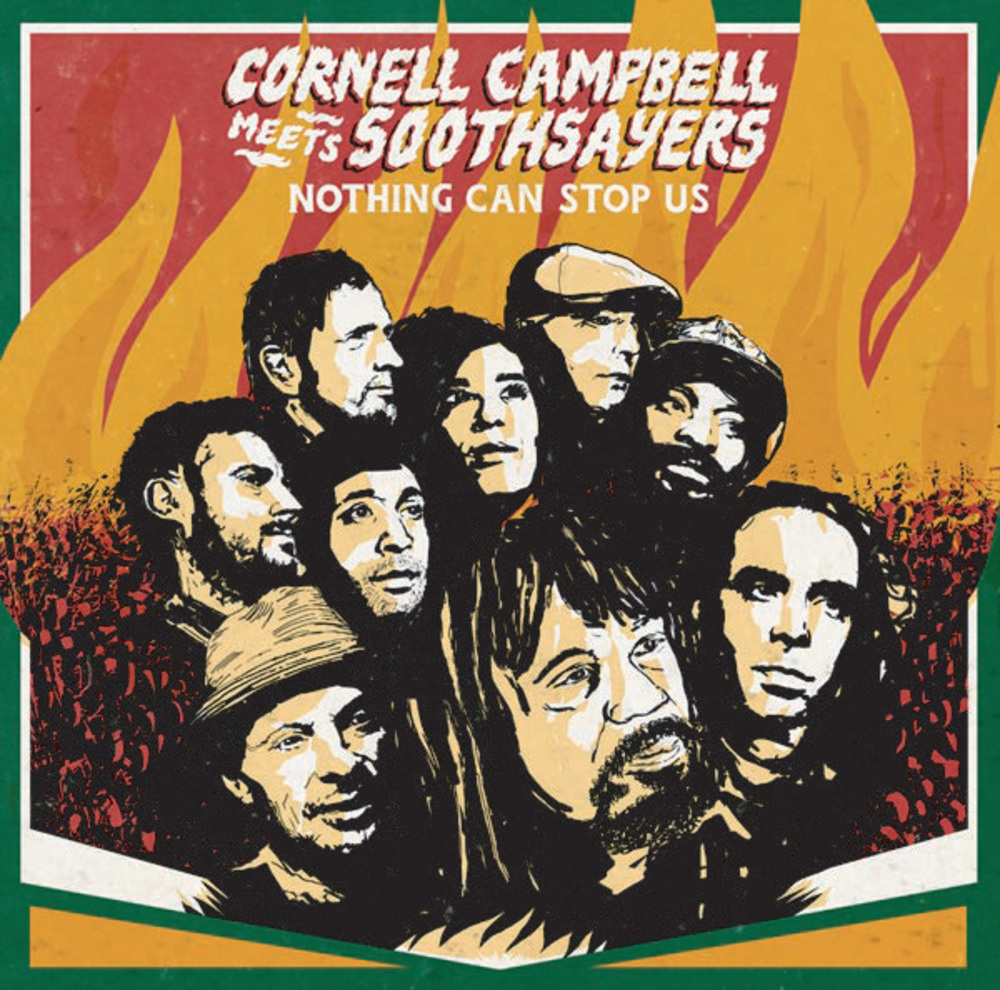 Cornell Campbell meets Soothsayers - NOTHING CAN STOP US NOW