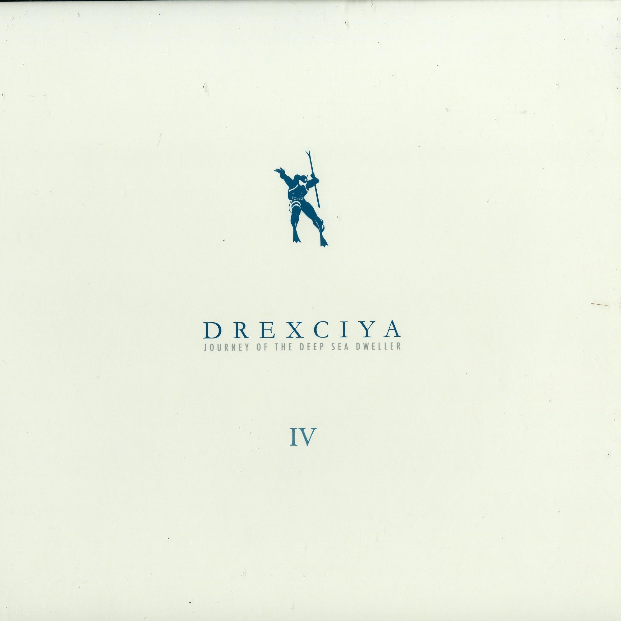 Drexciya - JOURNEY OF THE DEEP SEA DWELLER - PART 4