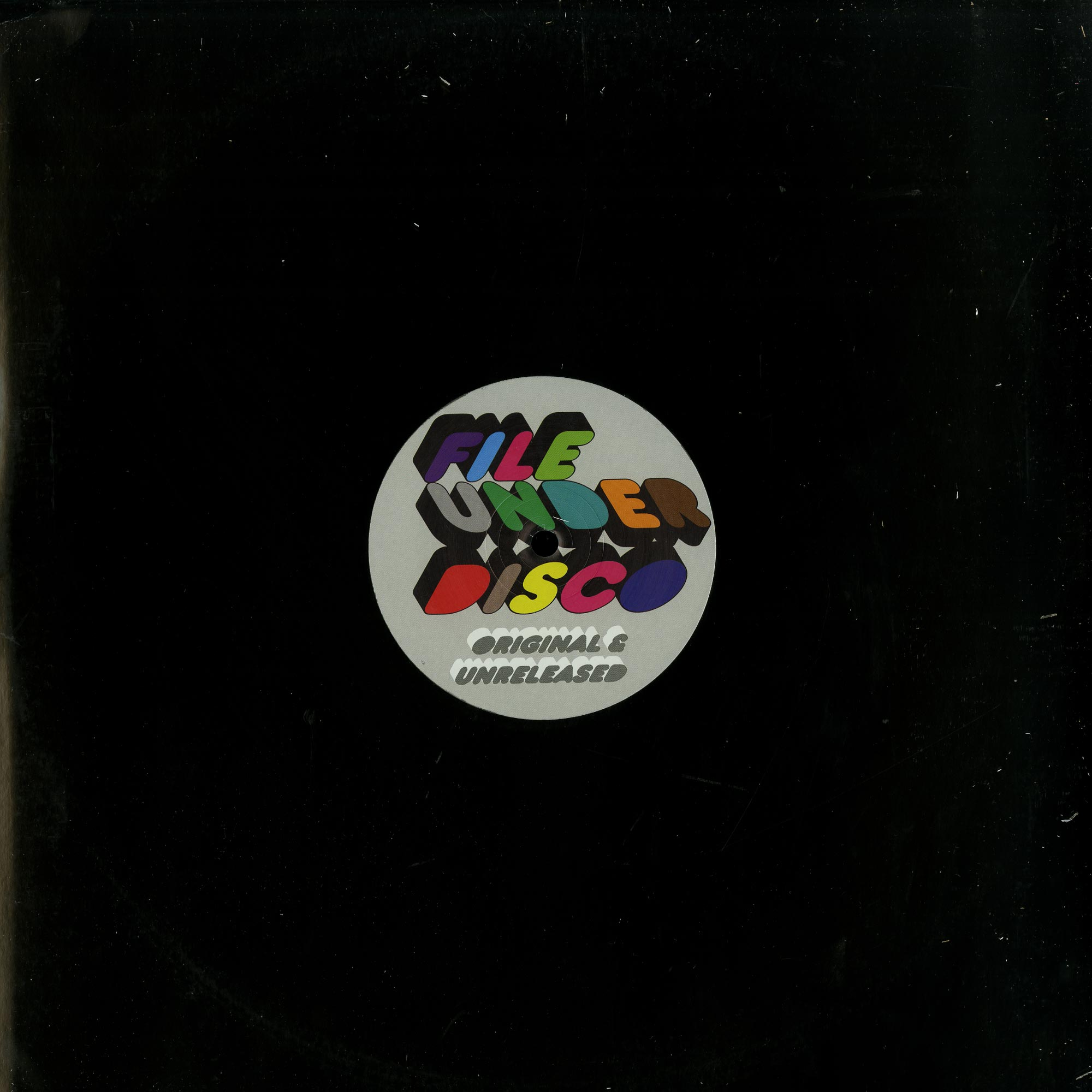 Drop Out Orchestra / J Kriv And The Disco Machine - ORIGINAL AND UNRELEASED