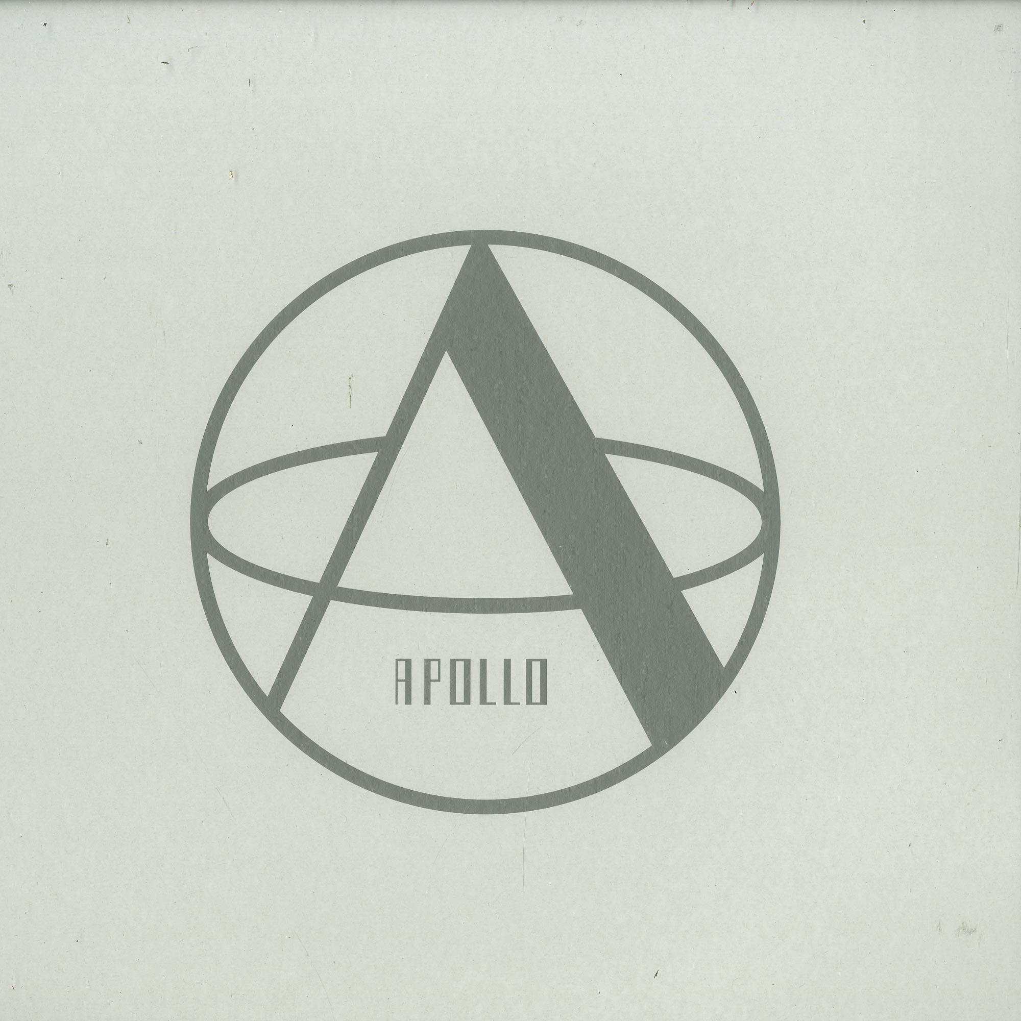 Anton Zap - SUBCULTURE EP
