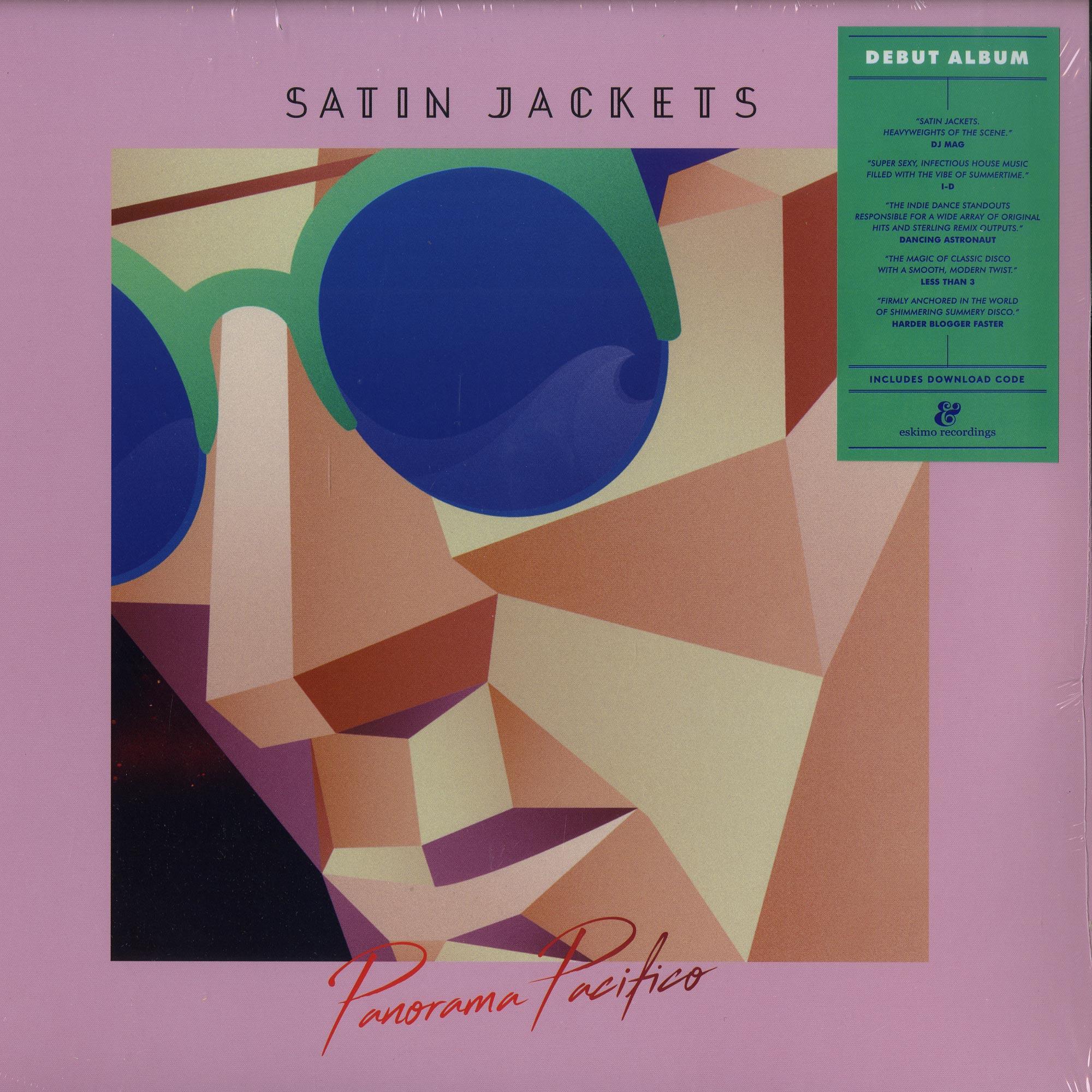 Satin Jackets - PANORAMA PACIFICO