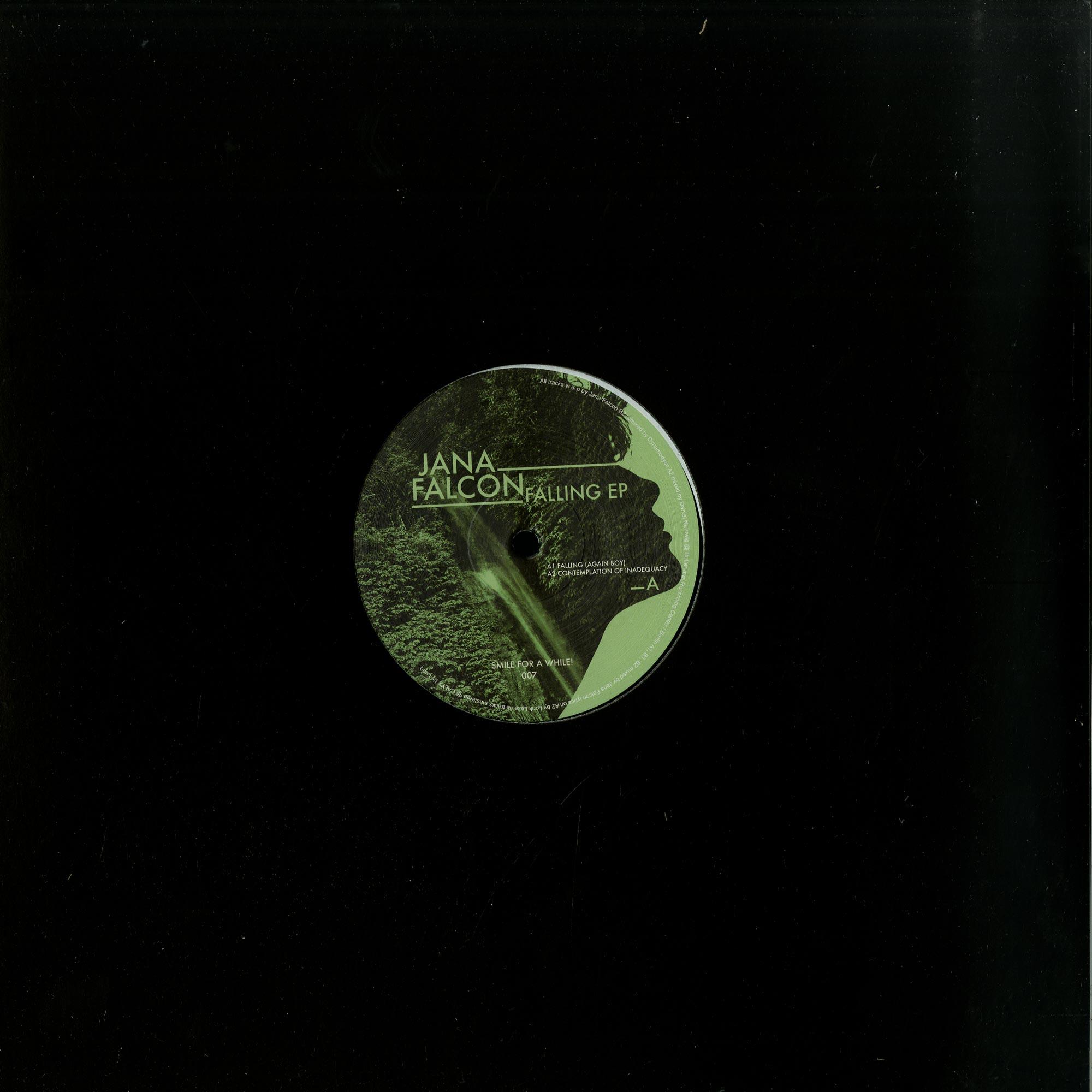 Jana Falcon - FALLING EP