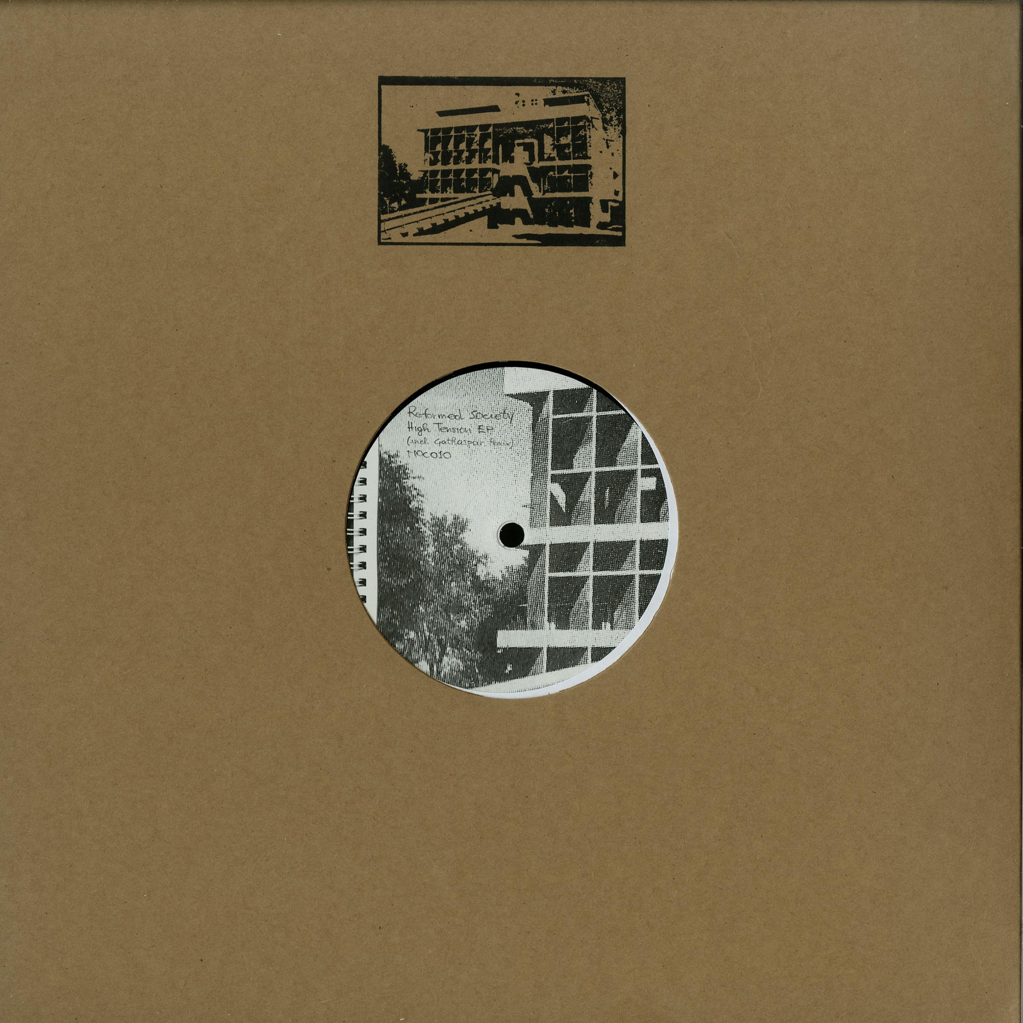 Reformed Society - HIGH TENSION EP