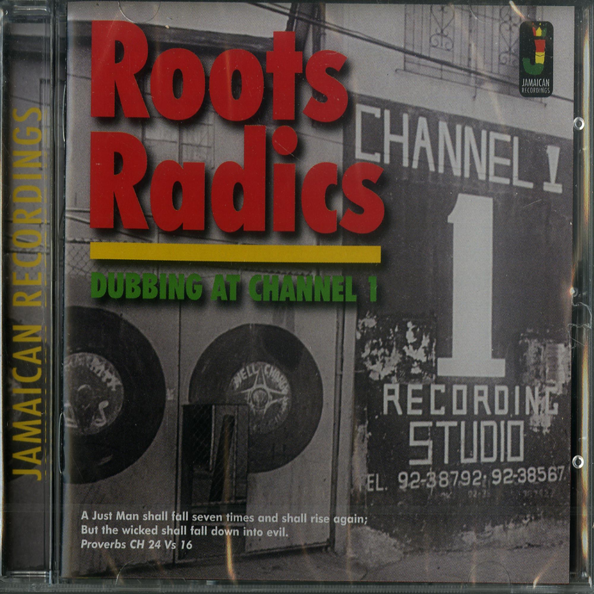 Roots Radics - DUBBING AT CHANNEL 1