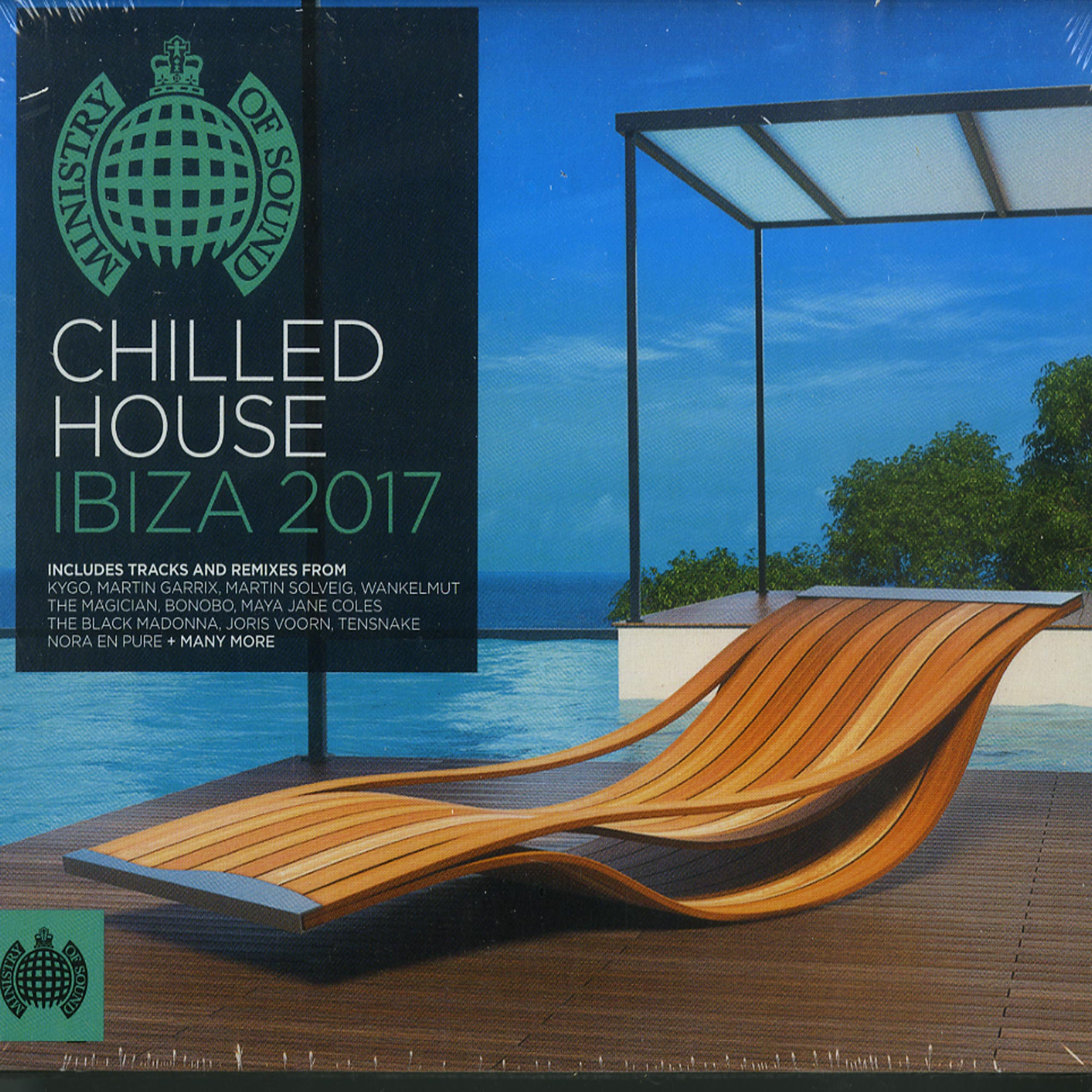 Various Artists - CHILLED HOUSE IBIZA 2017