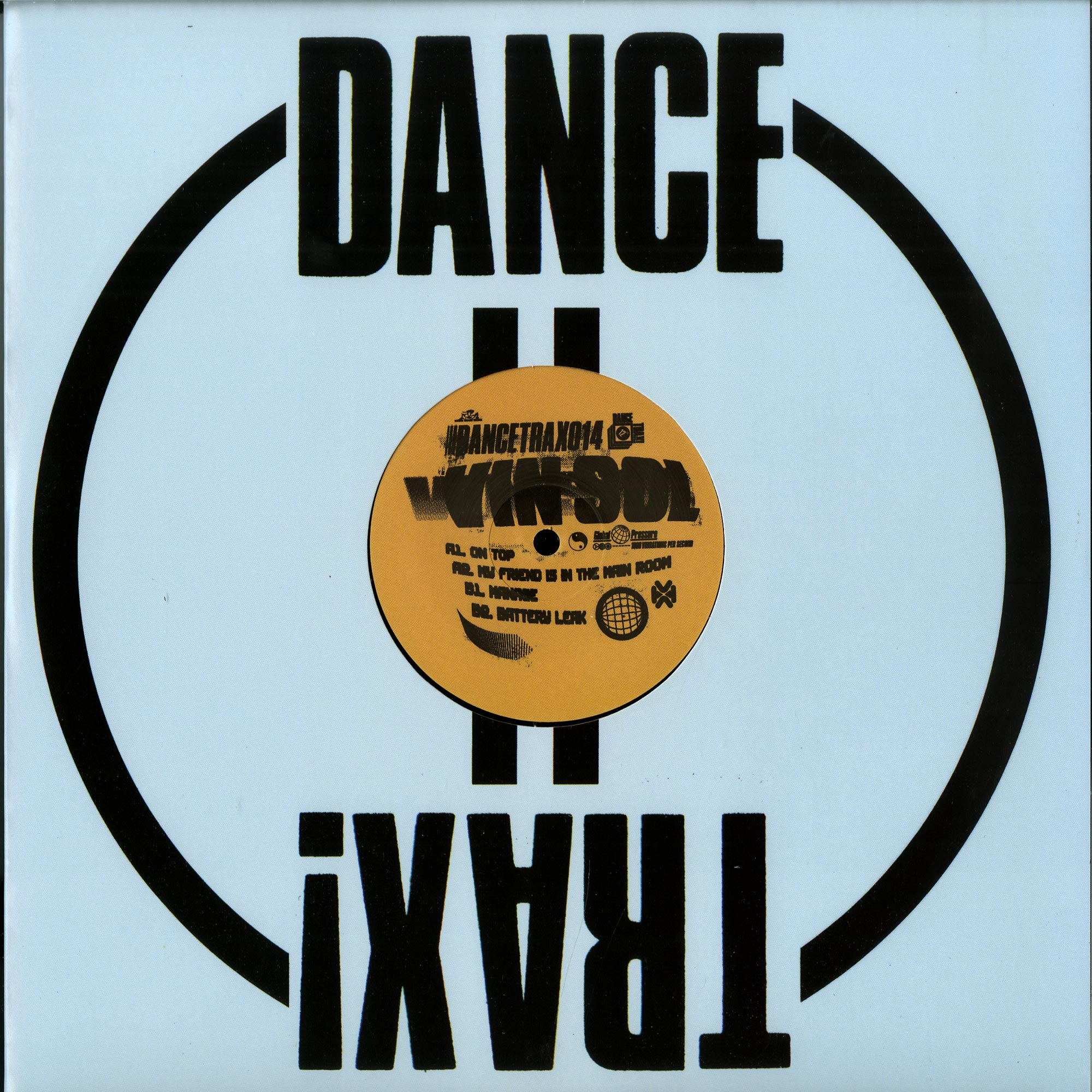 Vin Sol - DANCE TRAX VOL. 14