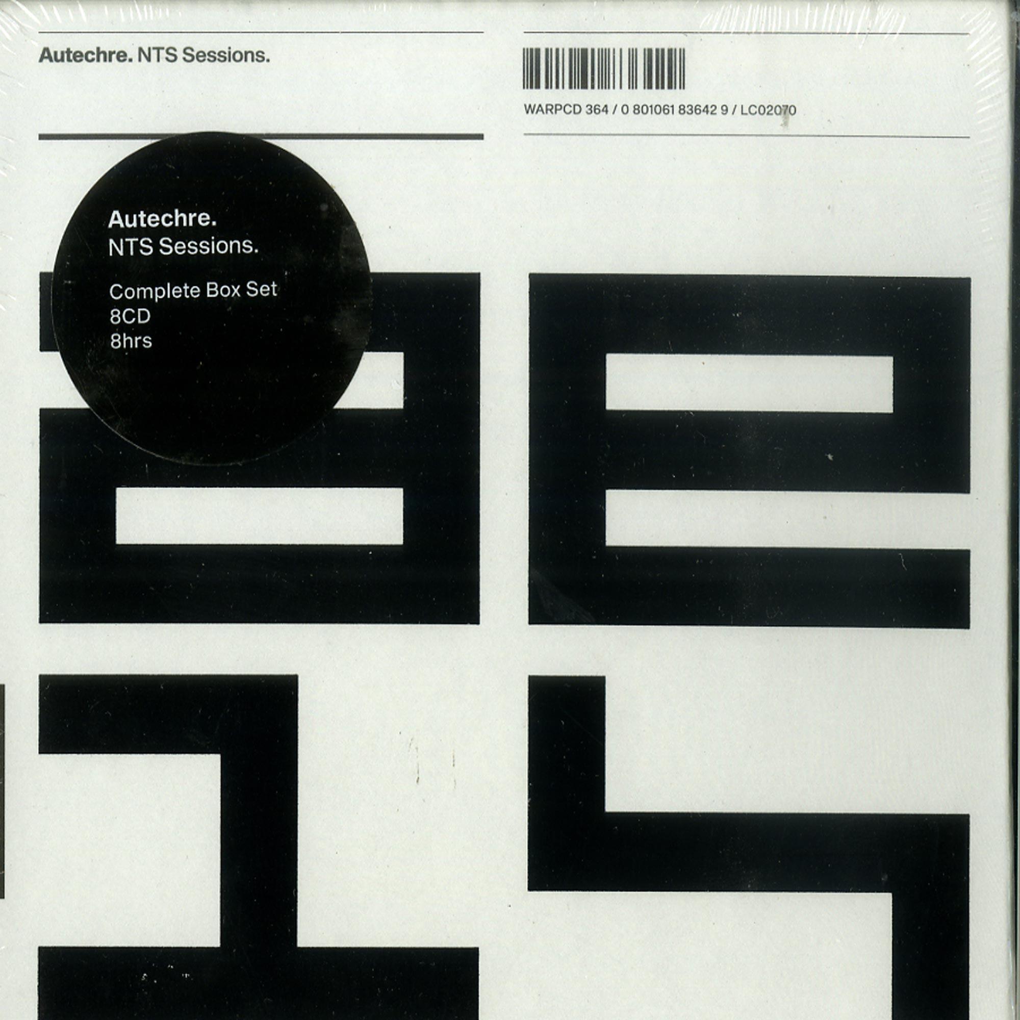 Autechre - NTS SESSIONS