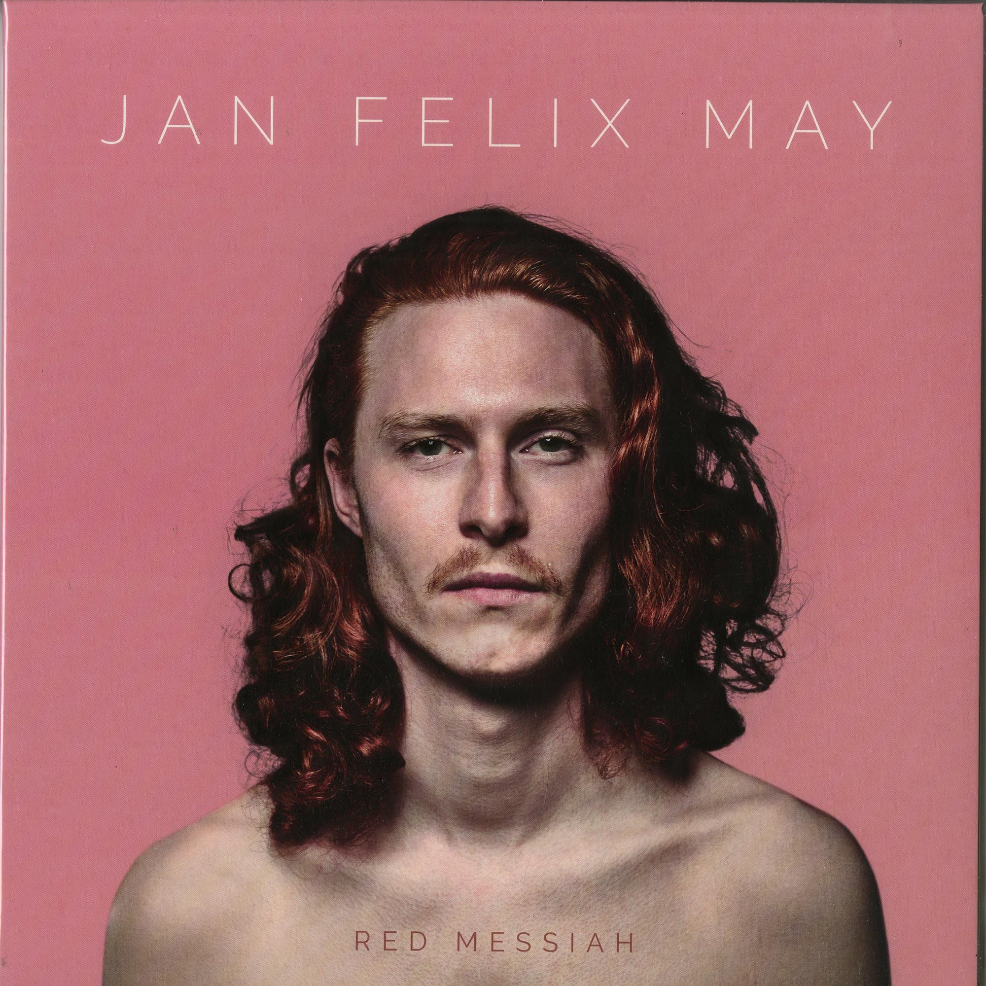 Jan Felix May - RED MESSIAH