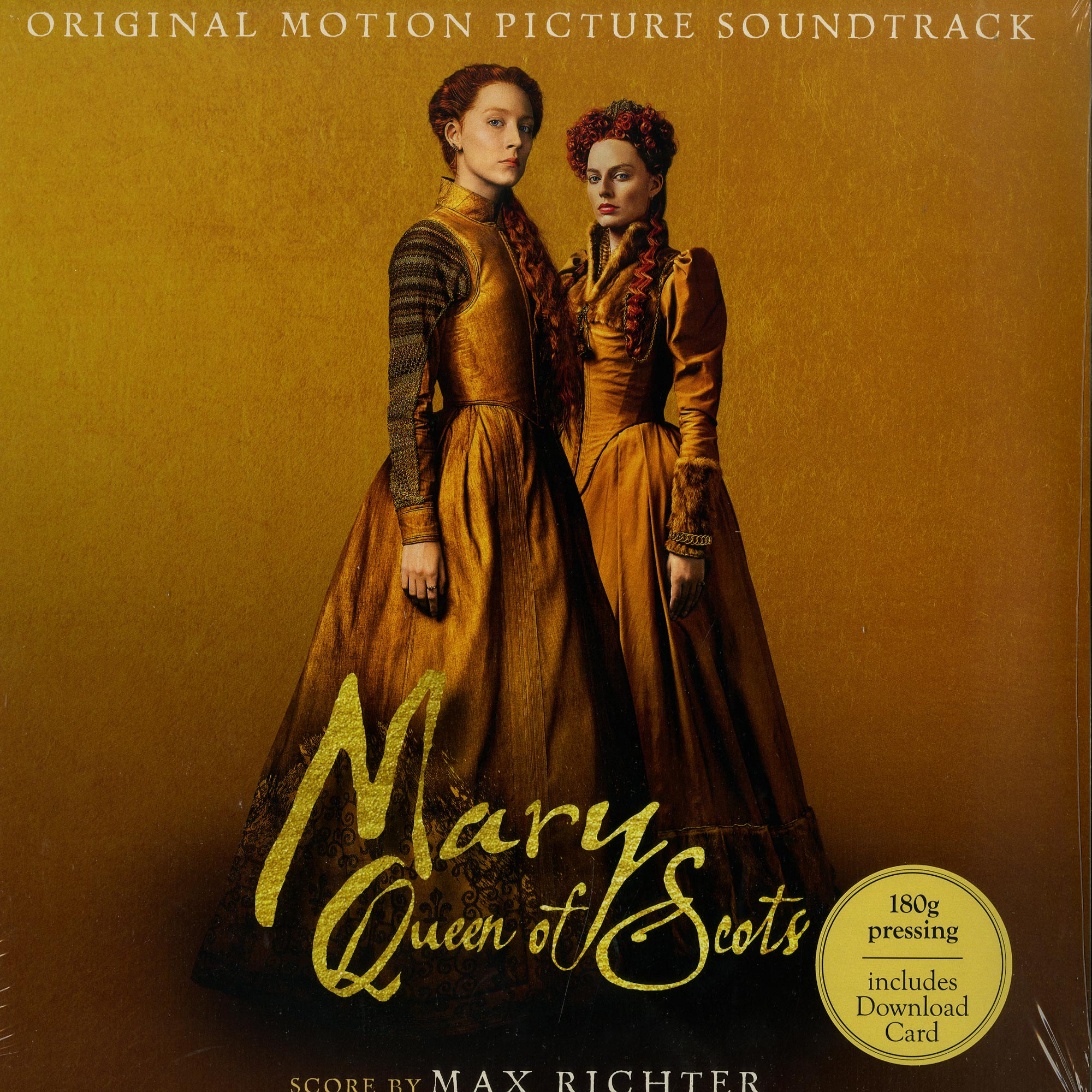 Max Richter - MARY QUEEN OF SCOTS O.S.T.