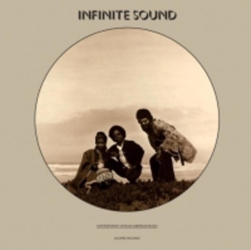 Infinite Sound - CONTEMPORARY AFRICAN-AMERIKAN MUSIC