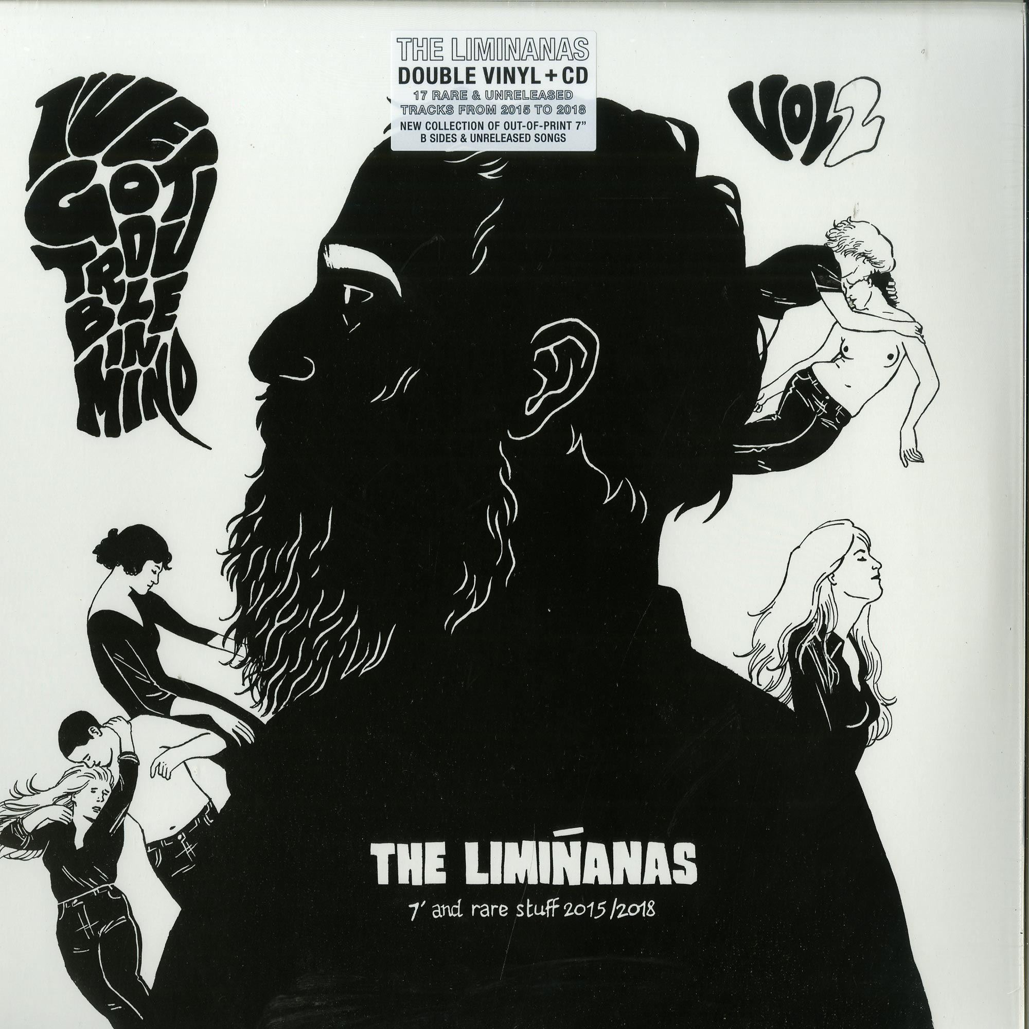 The Liminanas - I VE GOT TROUBLE IN MIND VOL  2