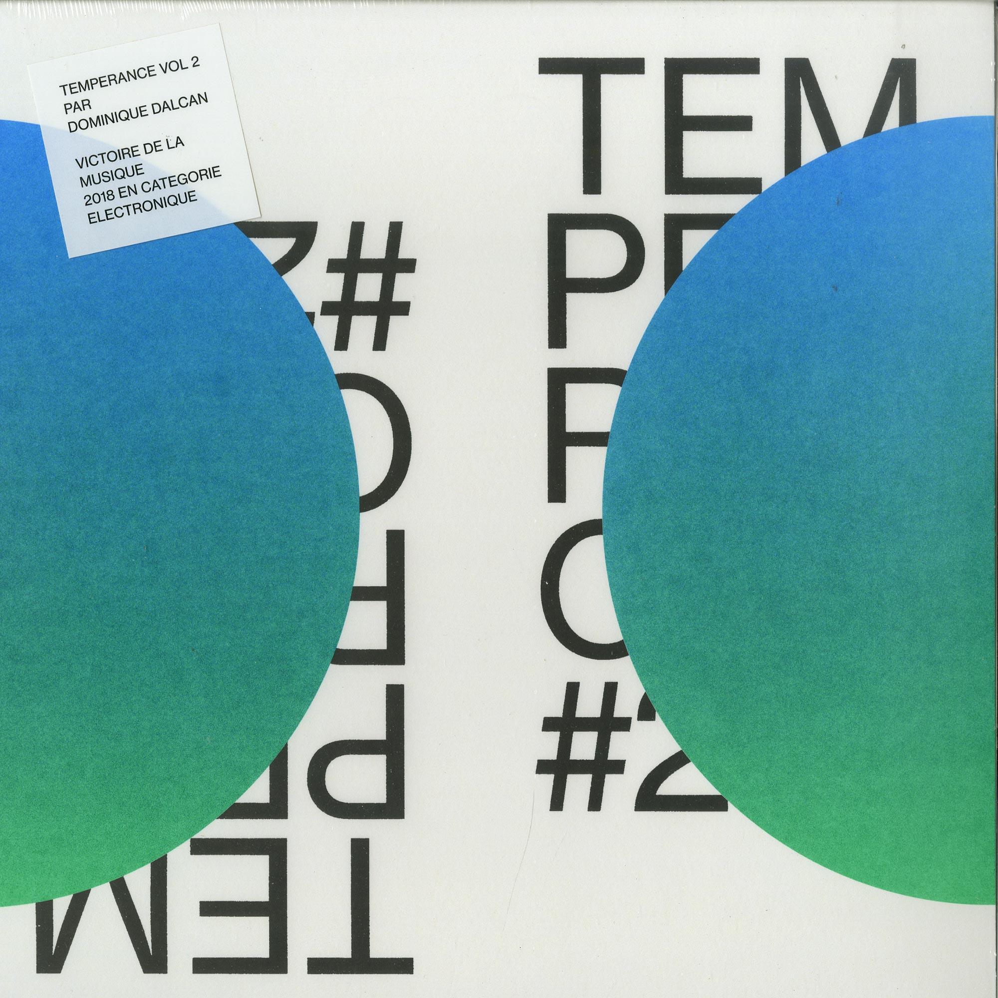 Temperance - TEMPERANCE VOL. 2