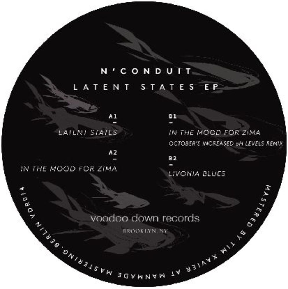 N Conduit - LATENT STATES