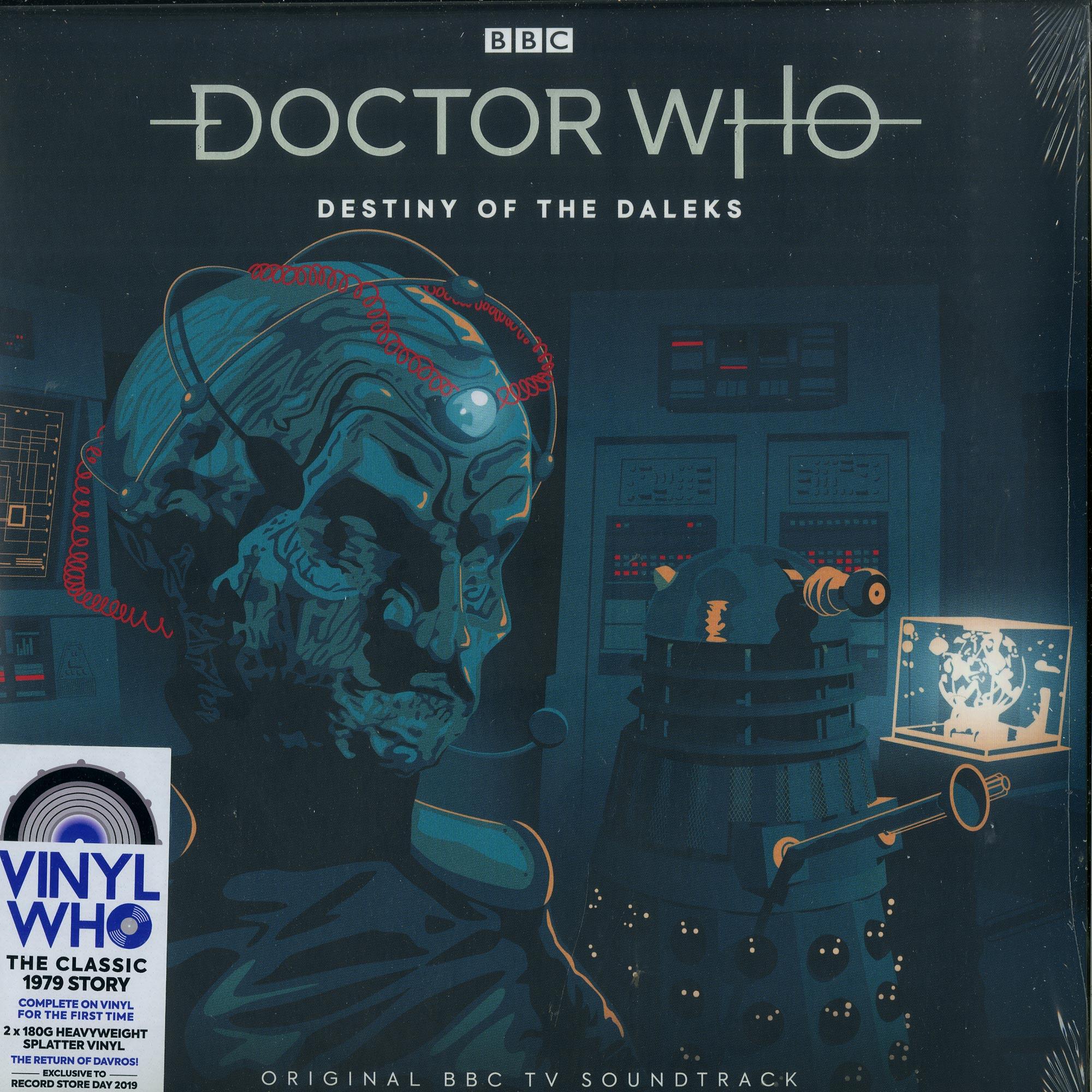 Doctor Who - DESTINY OF THE DALEKS
