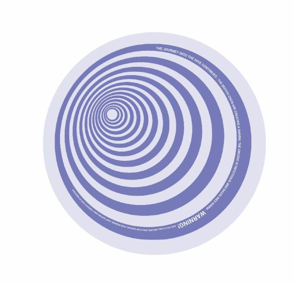 XHZ / Jake Flory - LAVENDER EP