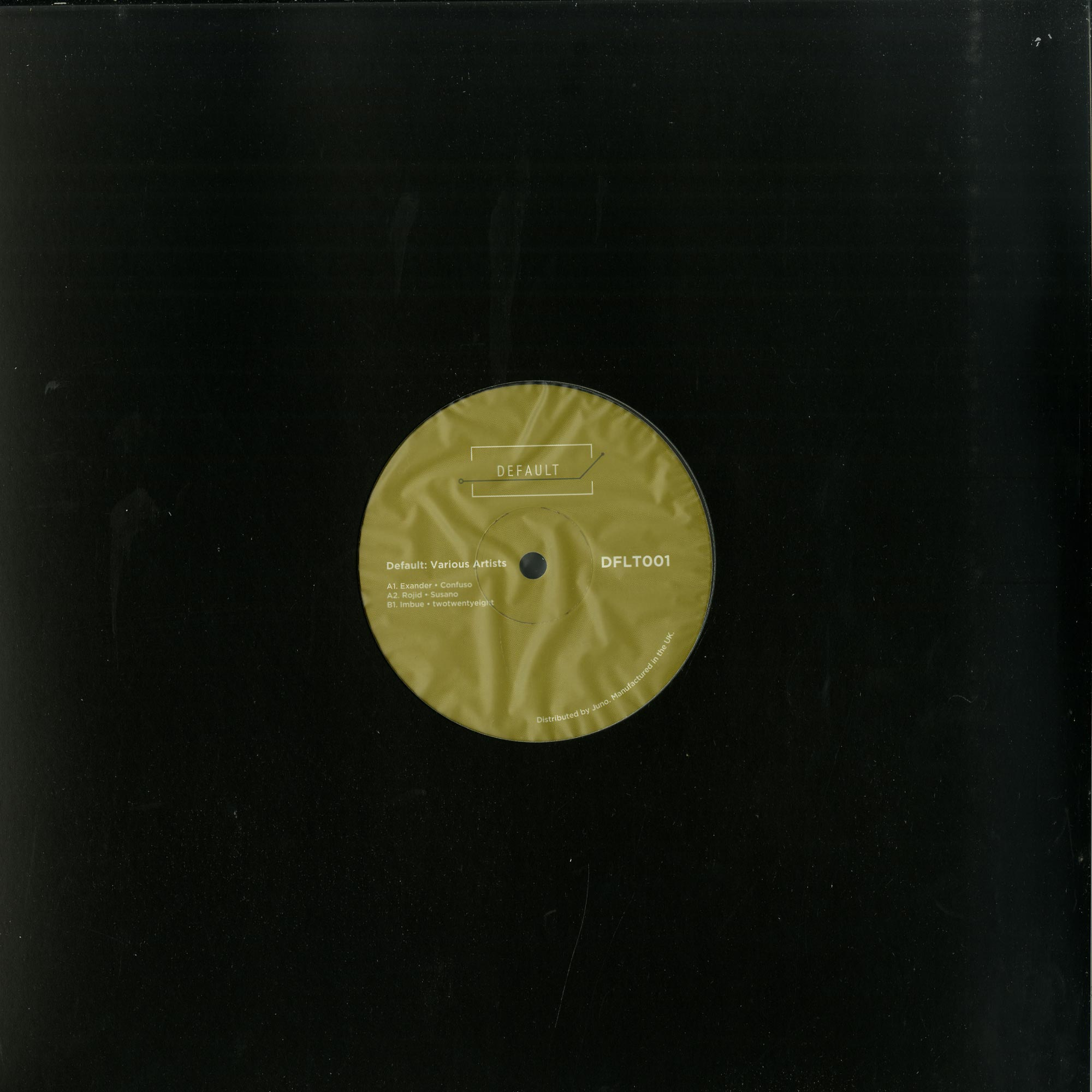 Exander / Rojid / Imbue - Default: Various Artists