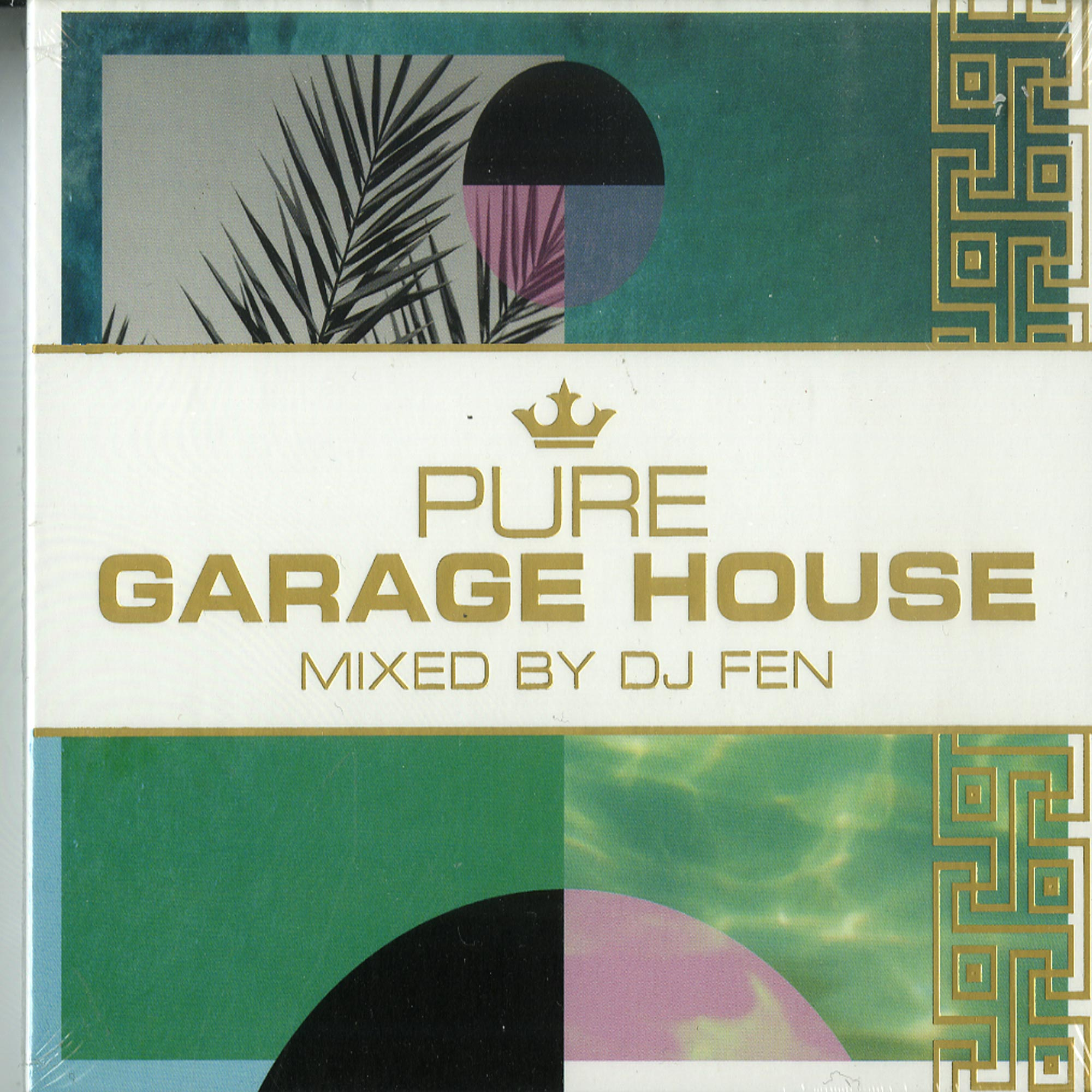 Various Artists - PURE GARAGE HOUSE