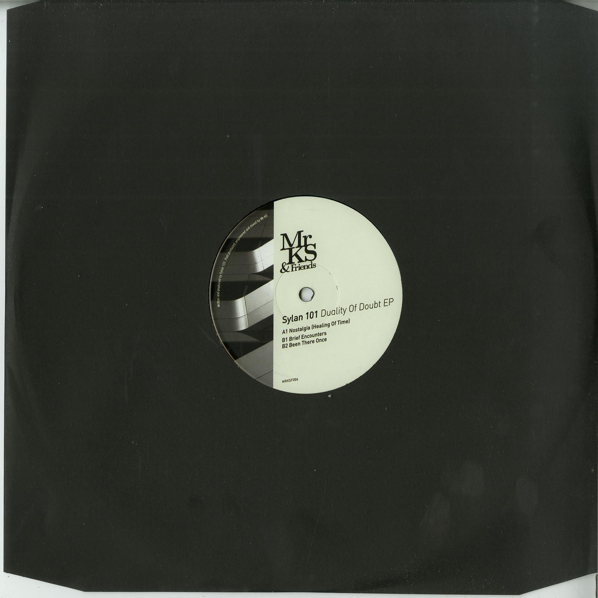 Sylan 101 - DUALITY OF DOUBT EP