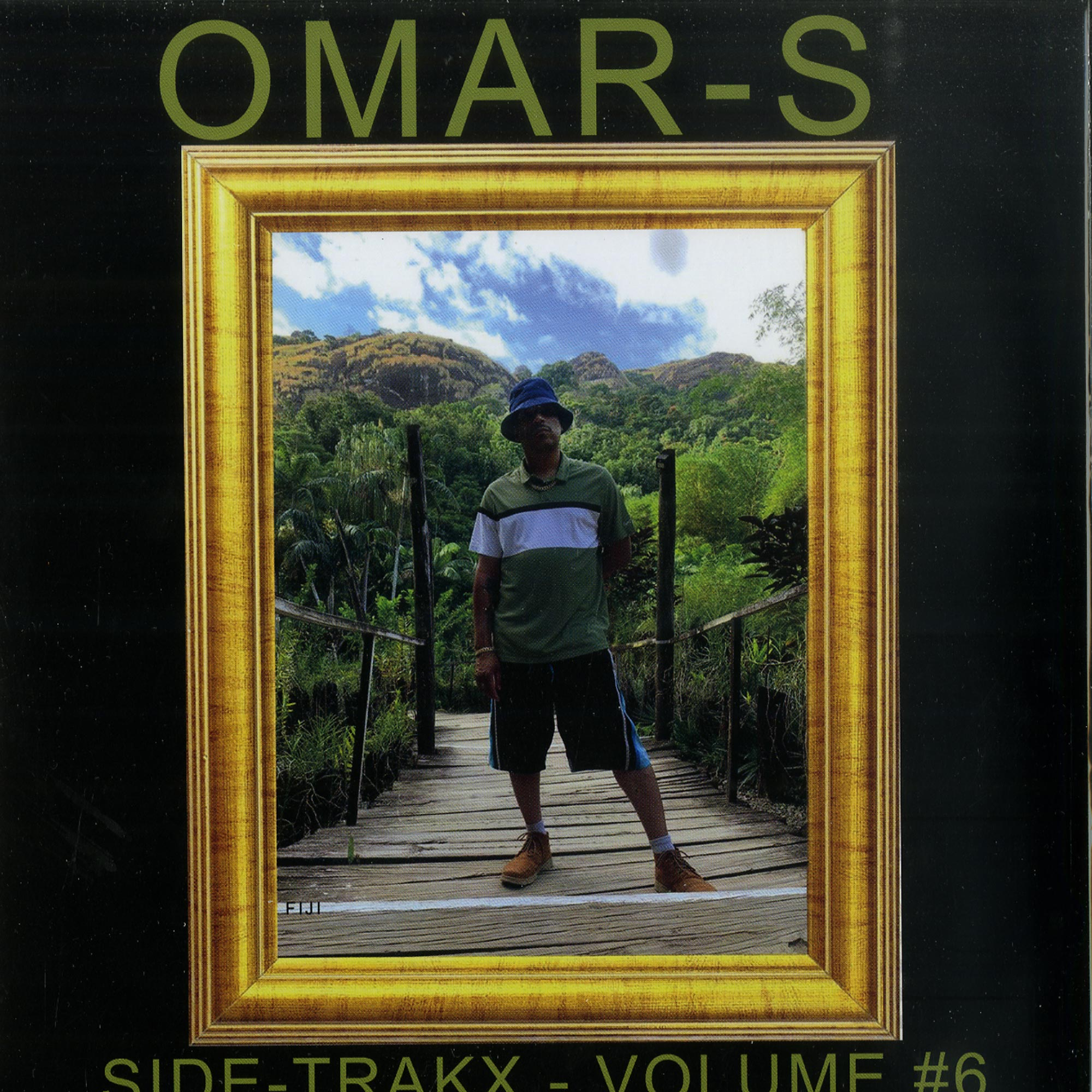 Omar S - SIDE TRAKX VOL. 6