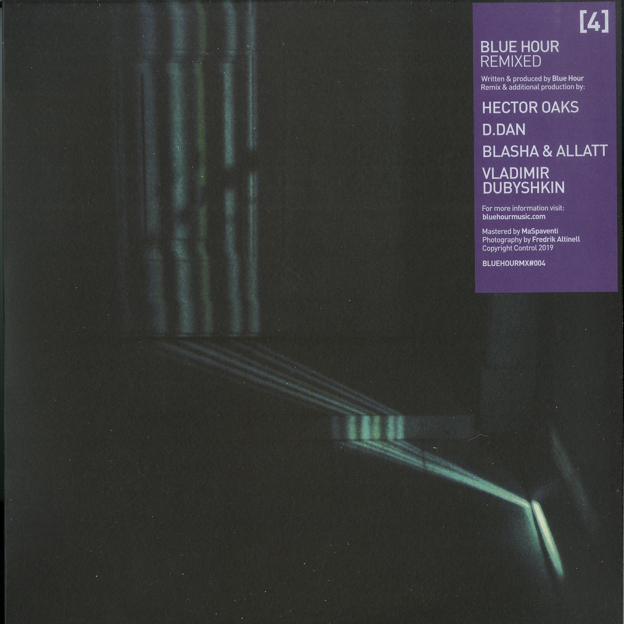 Various Artists - BLUE HOUR REMIXED 4