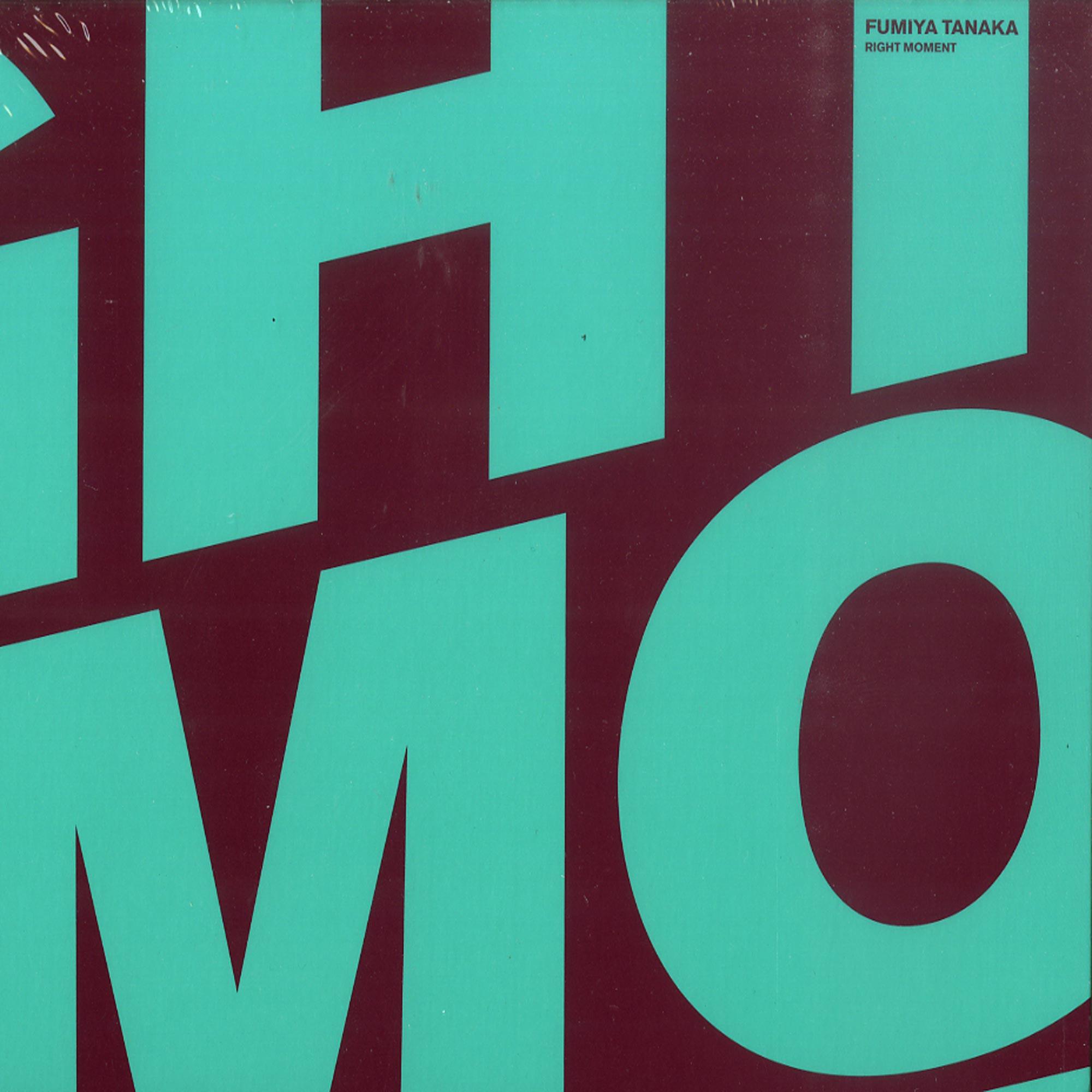 Fumiya Tanaka - RIGHT MOMENT