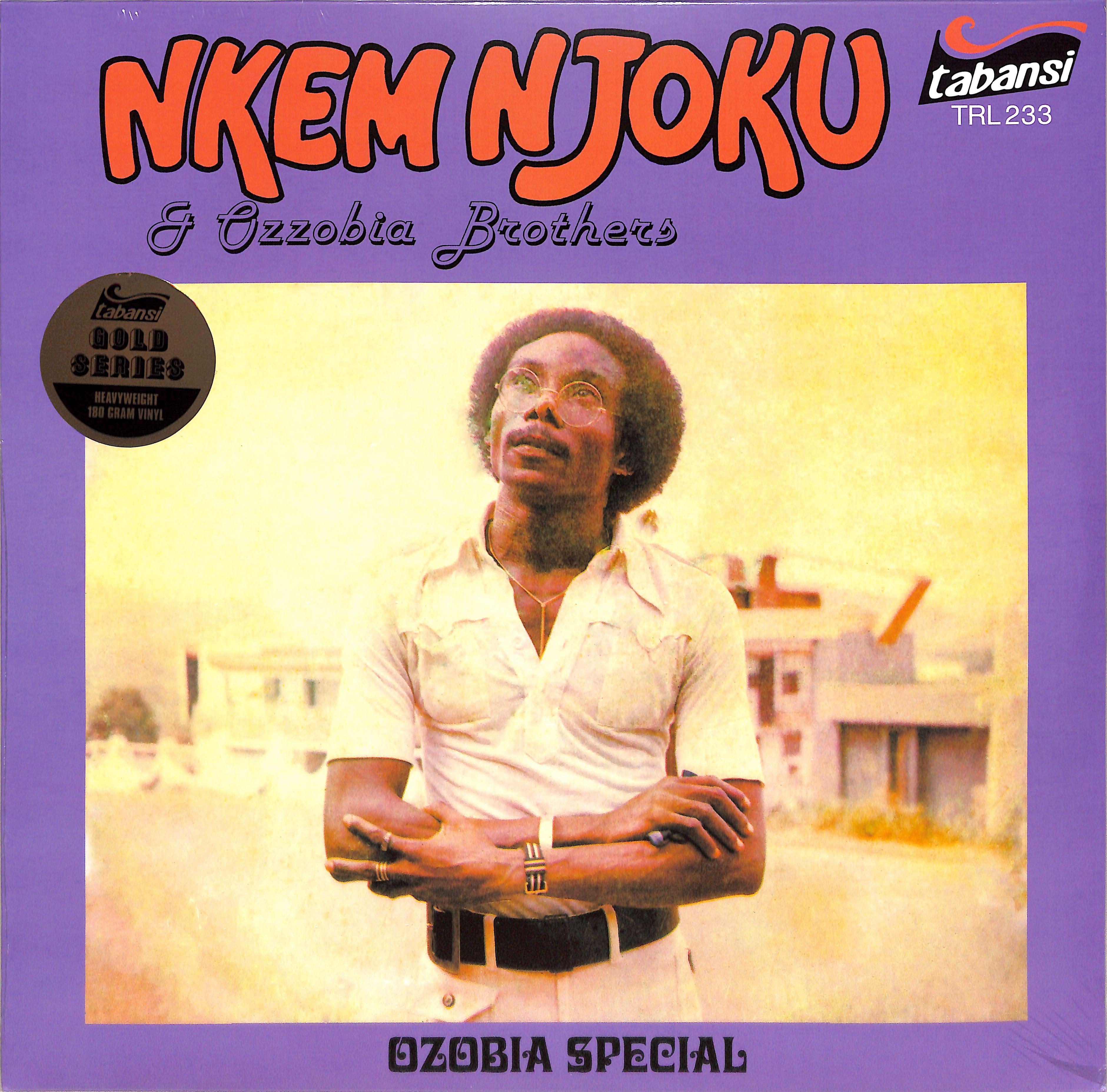Nkem Njoku & Ozzobia Brothers - OZOBIA SPECIAL