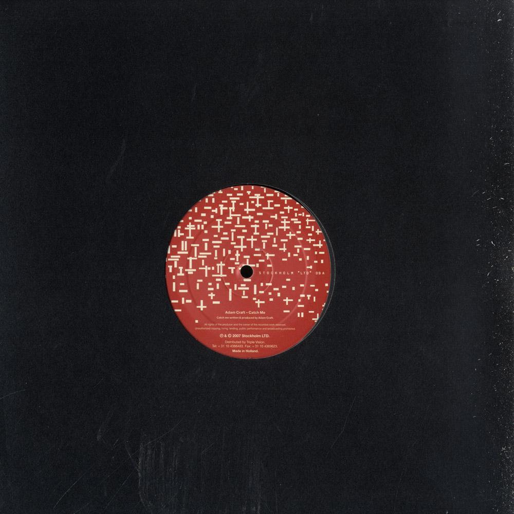 Adam Craft / Grindvik - CATCH ME / NAND-GRIND