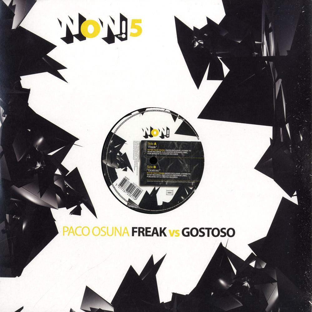 Paco Osuna - FREAK VS GOSTOSO