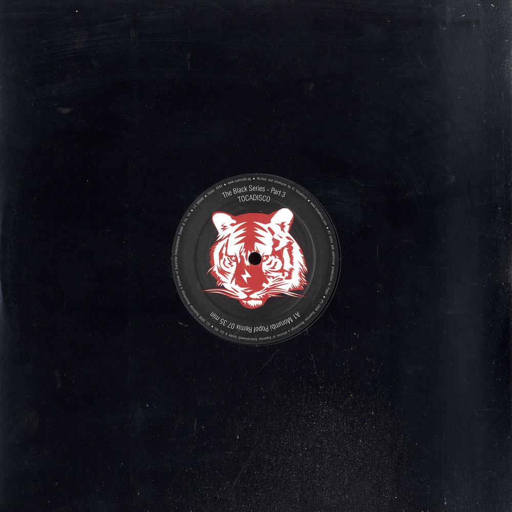 Tocadisco - THE BLACK SERIES PT 3