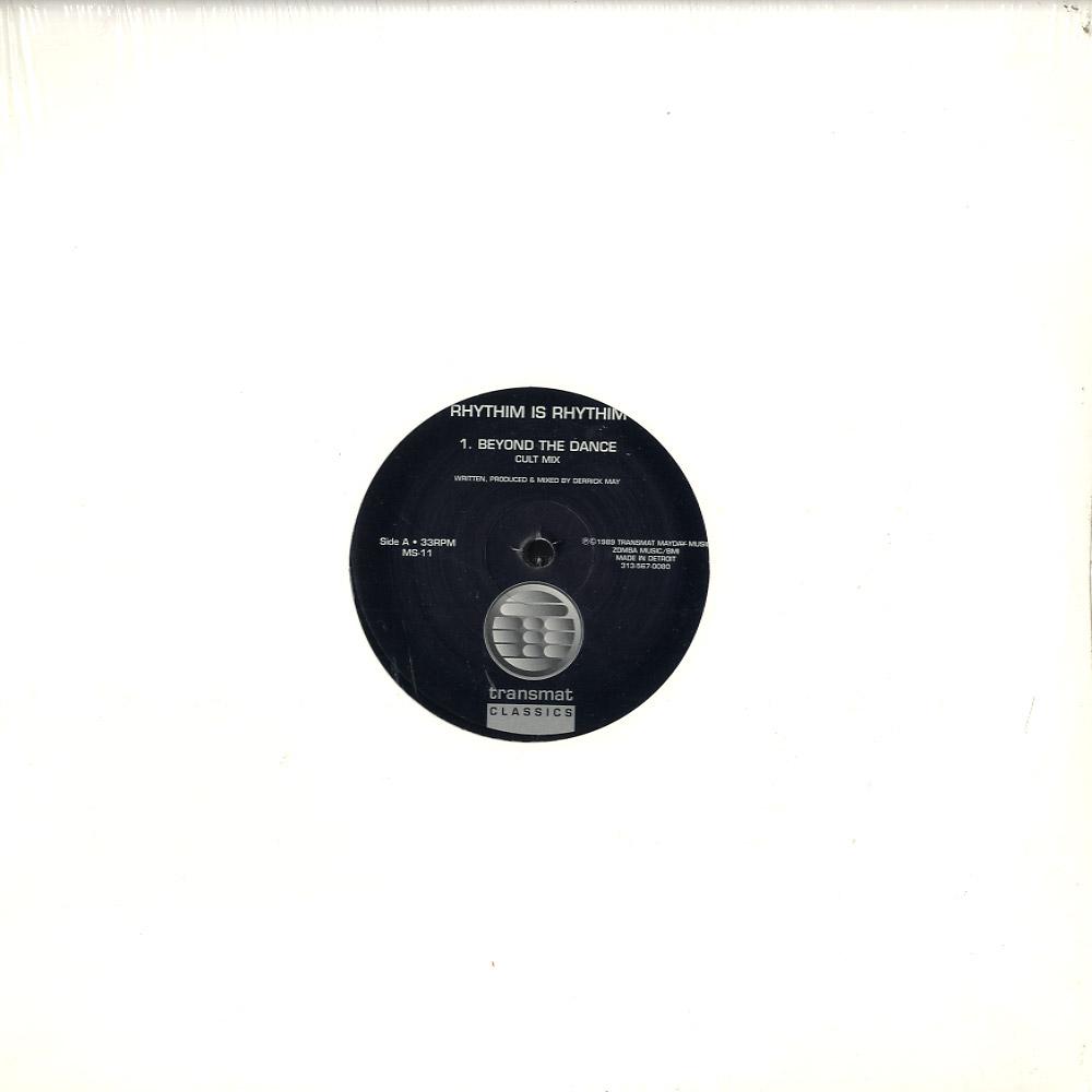Rhythim Is Rhythim - BEYOND THE DANCE / SINISTER