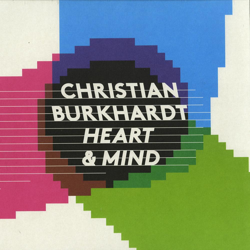 Christian Burkhardt - HEART AND MIND