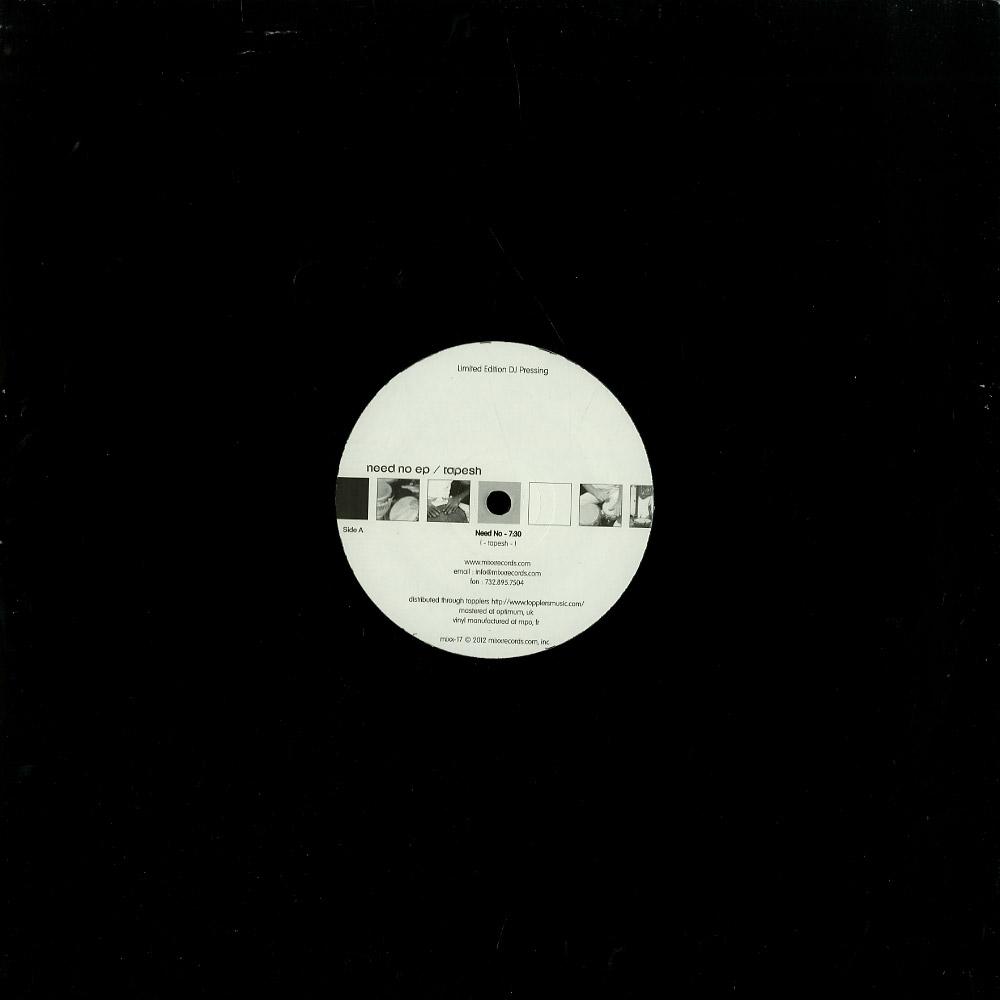 Tapesh - NEED NO EP