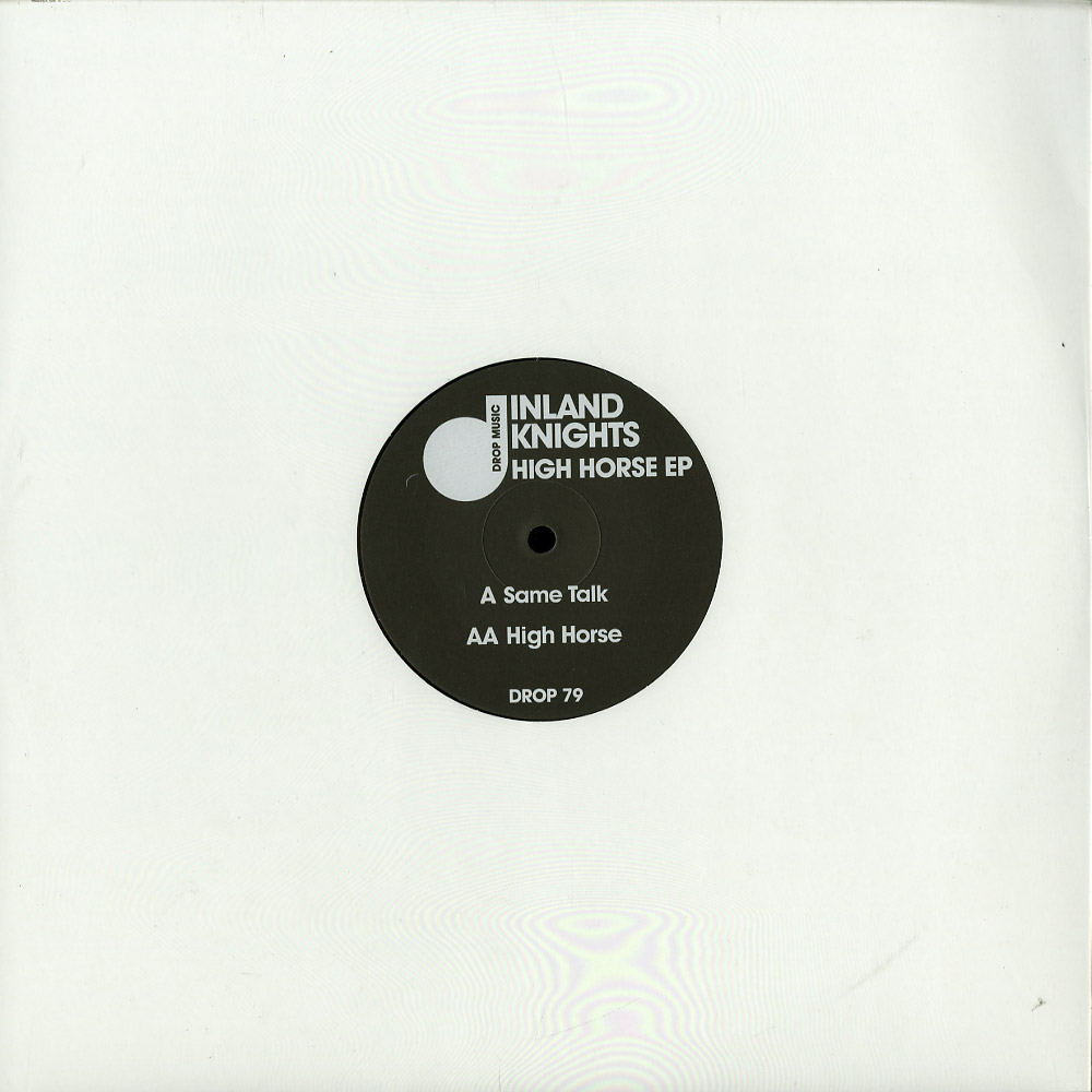 Inland Knights - HIGH HORSE EP