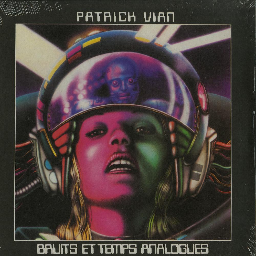 Patrick Vian - BRUITS ET TEMPS ANALOGUES