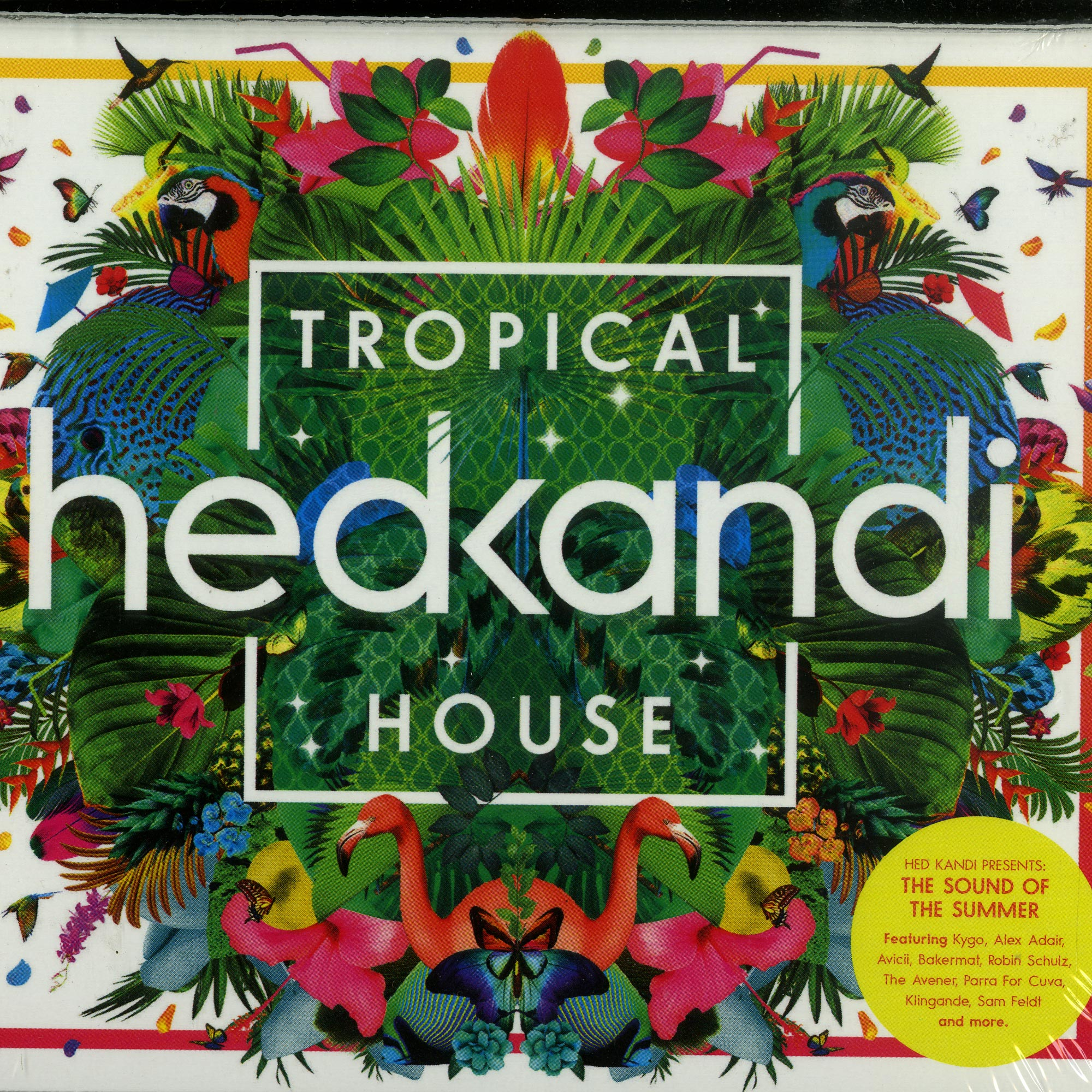 Various Artists - HED KANDI TROPICAL HOUSE