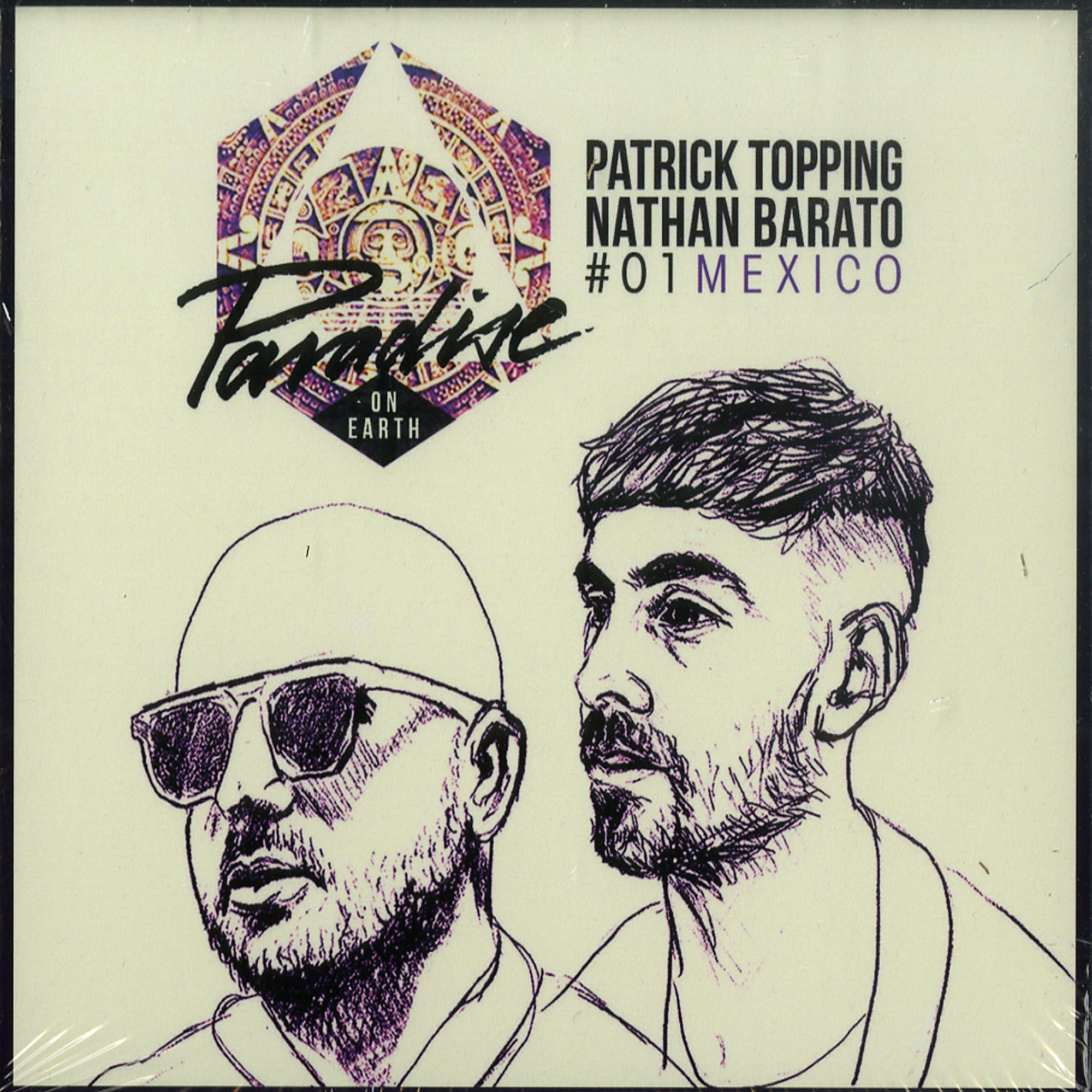 Patrick Topping & Nathan Barato - PARADISE ON EARTH - 01 MEXICO