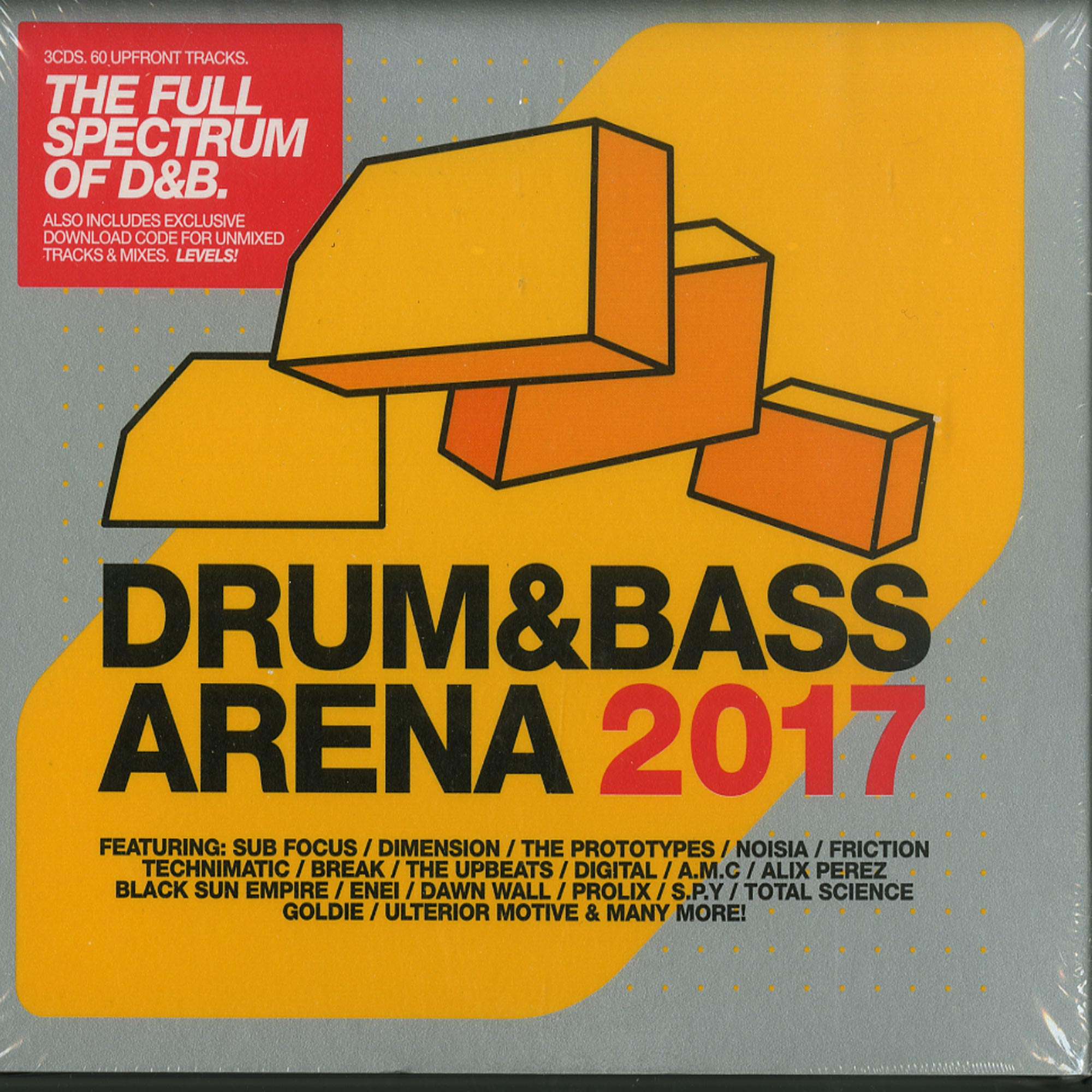 Various Artists - DRUM & BASS ARENA 2017