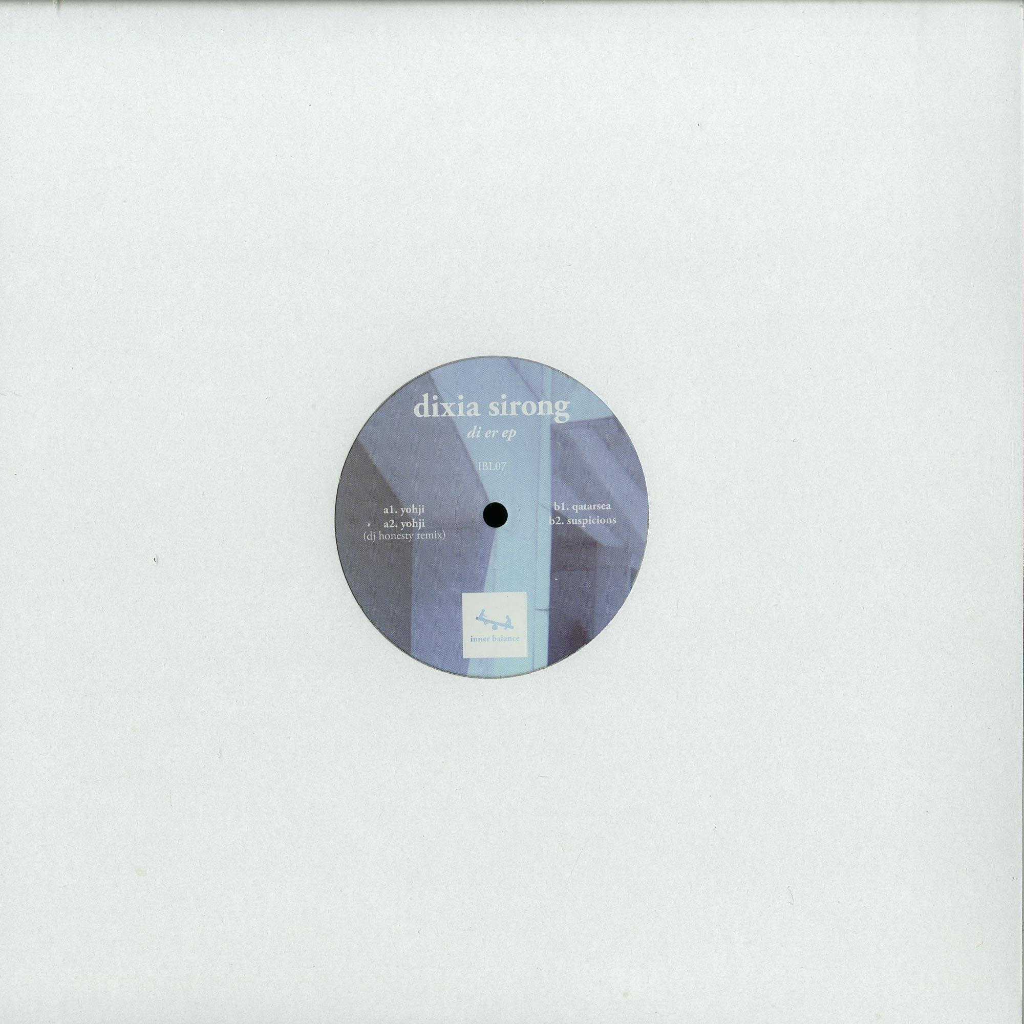 Dixia Sirong - DI ER EP FT. DJ HONESTY REMIX