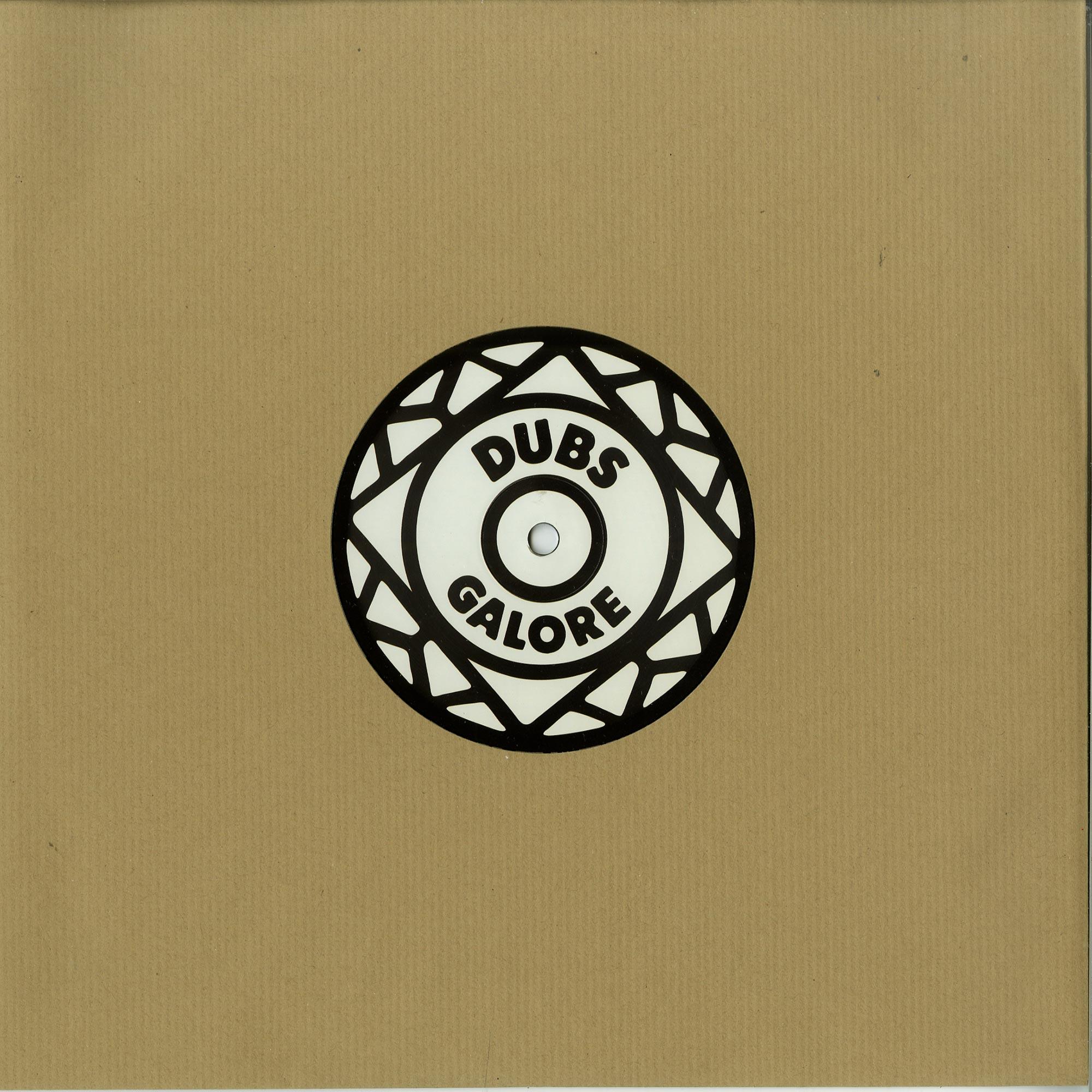 Von D - HARDCORE DUB MUSIC / SLY CLAP
