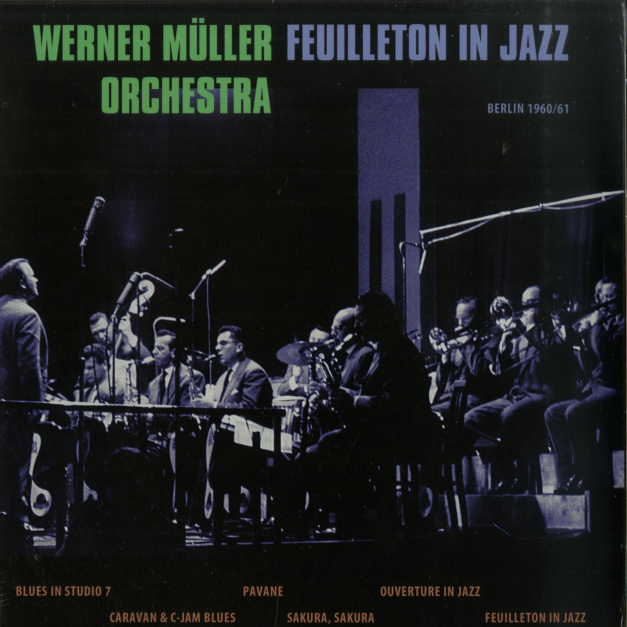 Werner Mueller Orchestra - FEUILLETON IN JAZZ